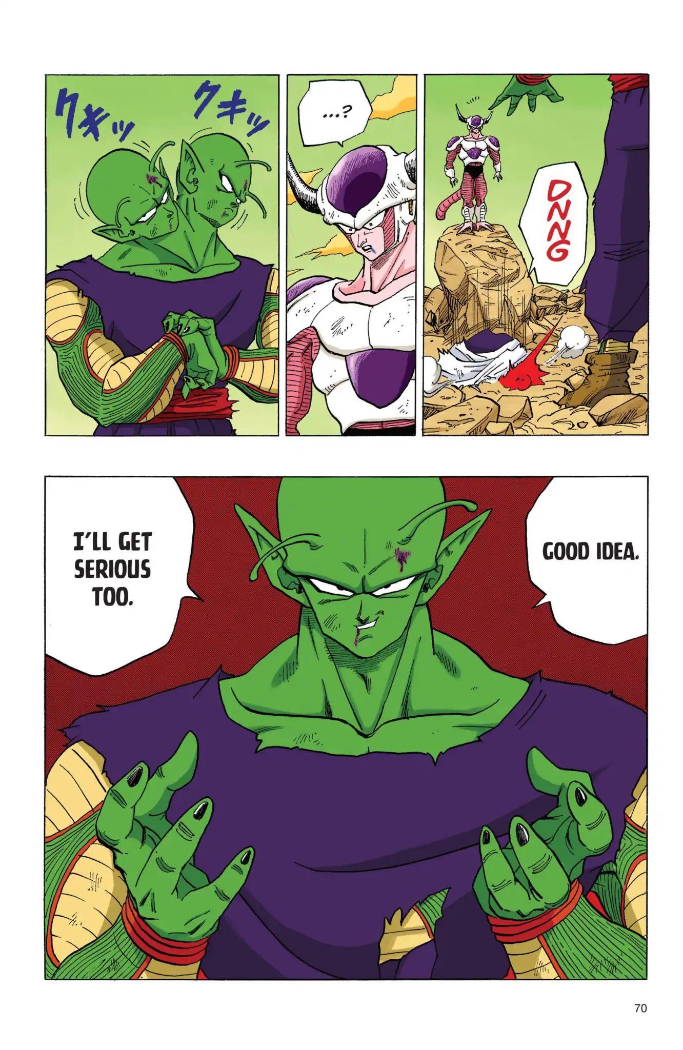 Dragon Ball Full Color Freeza Arc Chapter 56  Online Free Manga Read Image 10