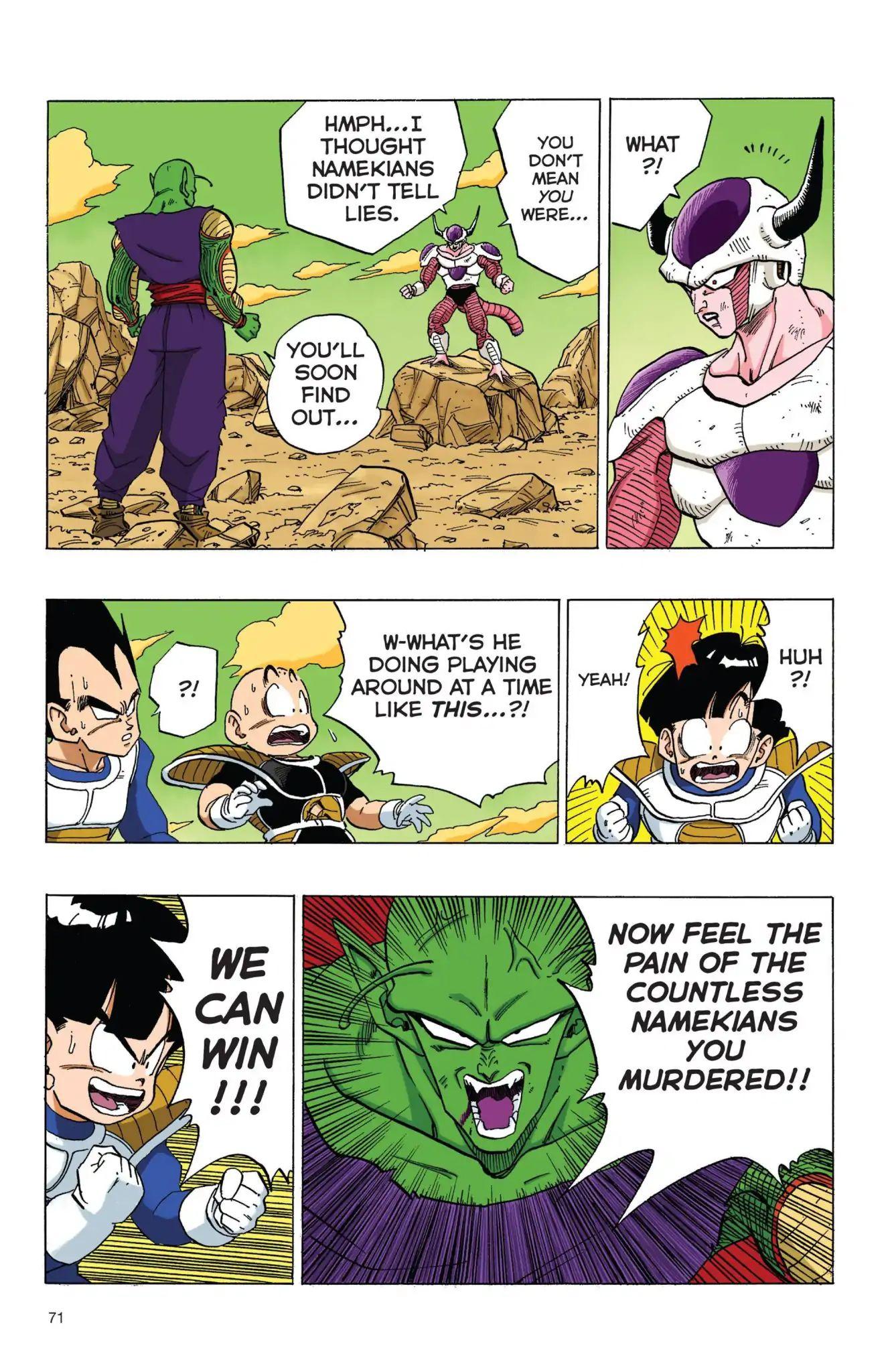Dragon Ball Full Color Freeza Arc Chapter 56  Online Free Manga Read Image 11