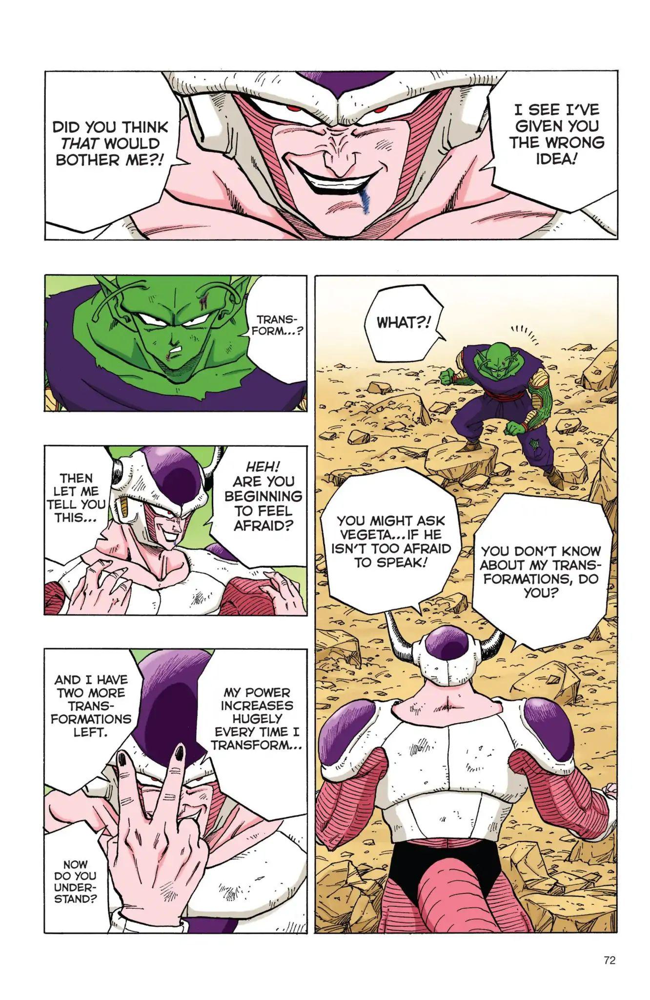 Dragon Ball Full Color Freeza Arc Chapter 56  Online Free Manga Read Image 12
