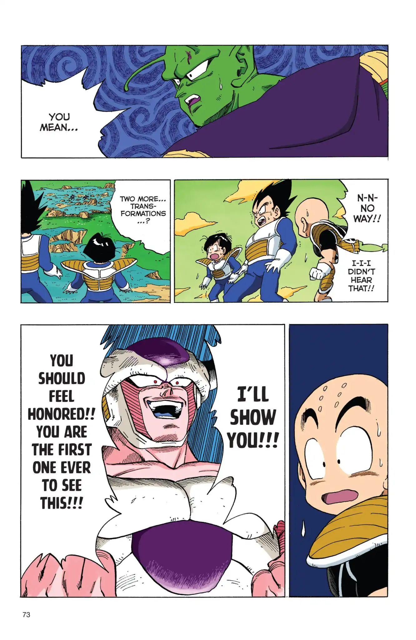 Dragon Ball Full Color Freeza Arc Chapter 56  Online Free Manga Read Image 13
