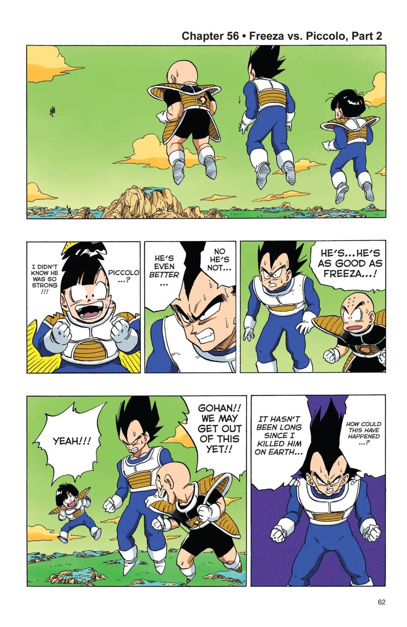 Dragon Ball Full Color Freeza Arc Chapter 56  Online Free Manga Read Image 2