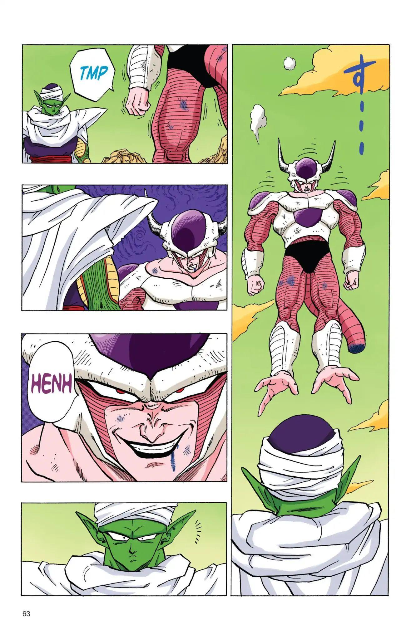 Dragon Ball Full Color Freeza Arc Chapter 56  Online Free Manga Read Image 3