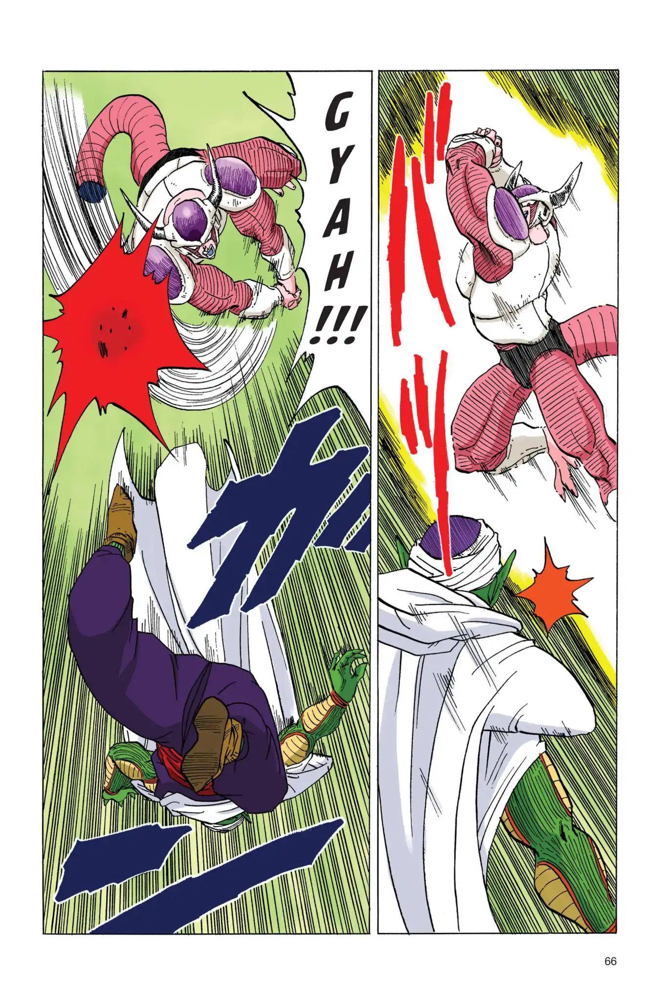 Dragon Ball Full Color Freeza Arc Chapter 56  Online Free Manga Read Image 6