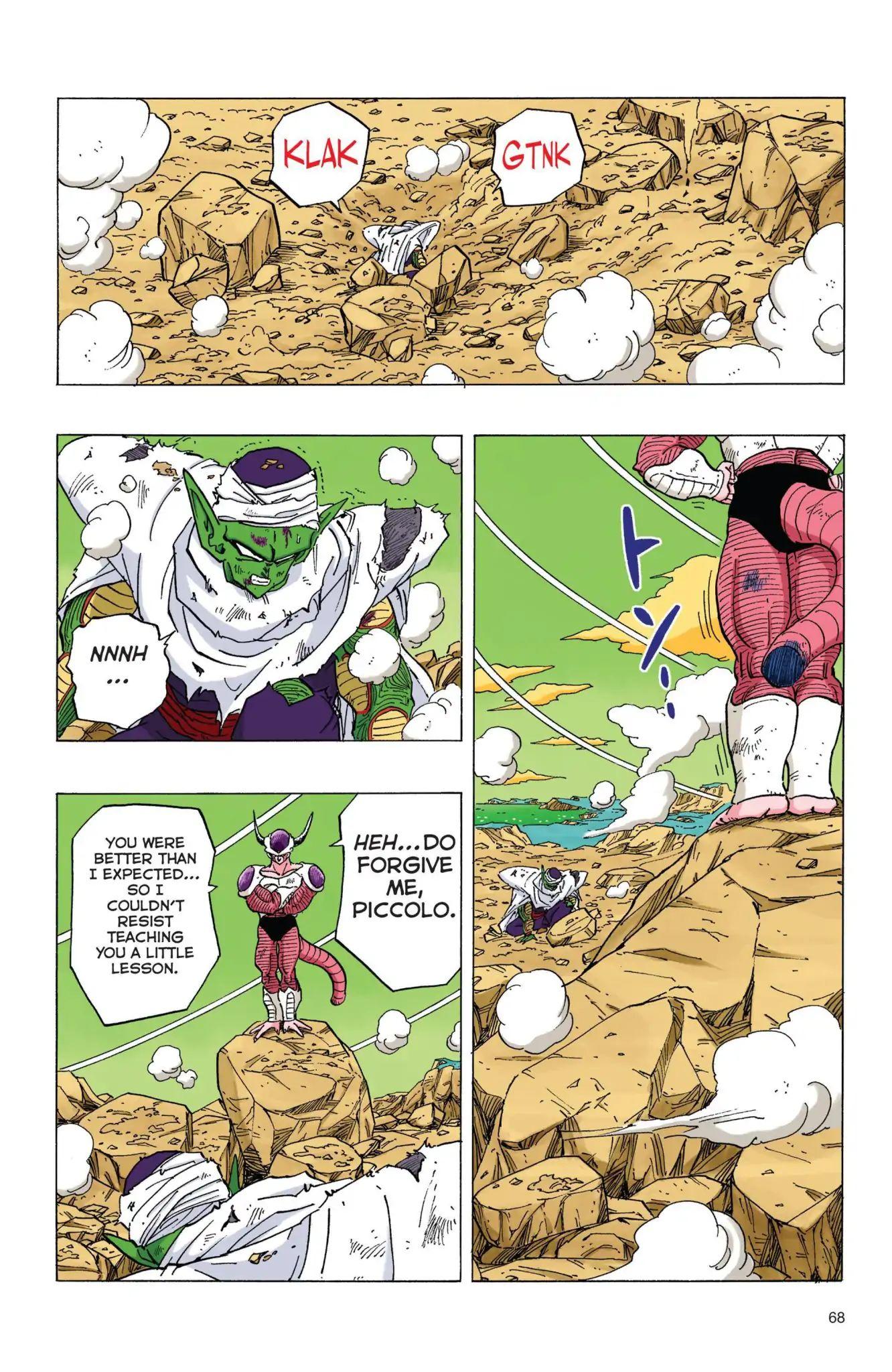 Dragon Ball Full Color Freeza Arc Chapter 56  Online Free Manga Read Image 8