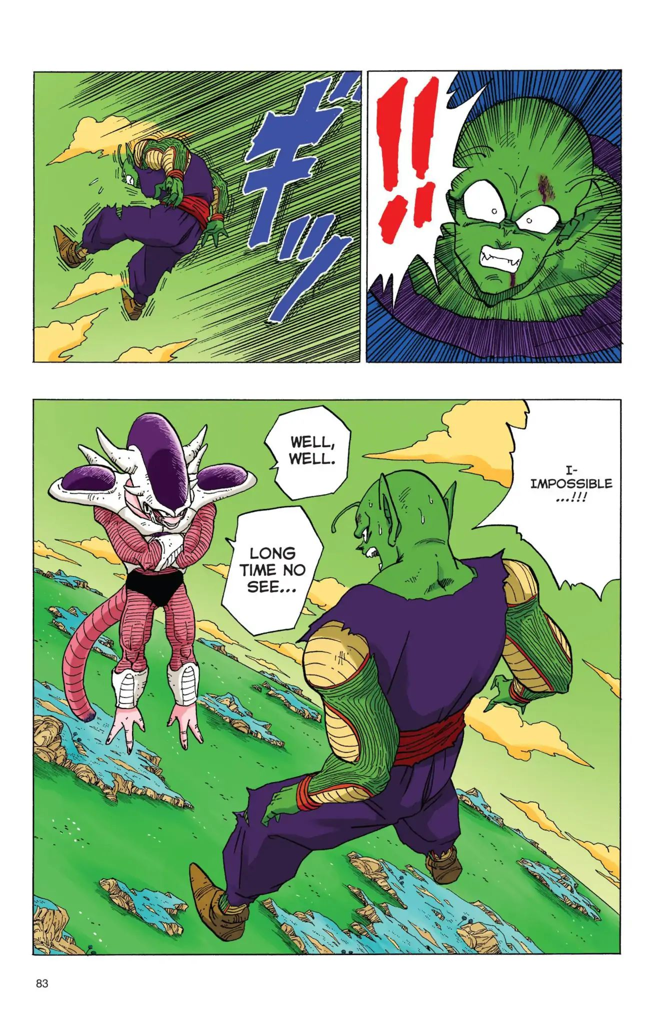 Dragon Ball Full Color Freeza Arc Chapter 57  Online Free Manga Read Image 10