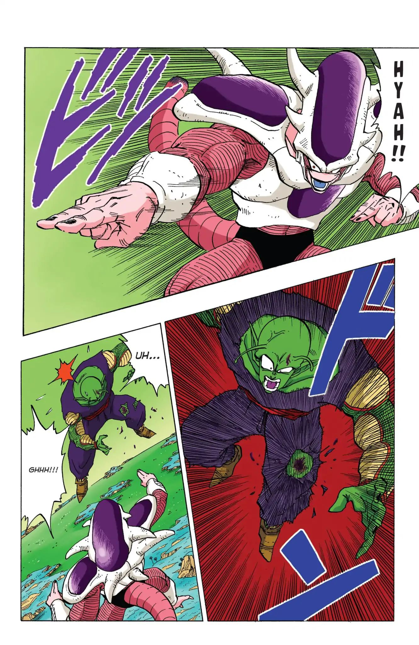 Dragon Ball Full Color Freeza Arc Chapter 57  Online Free Manga Read Image 11