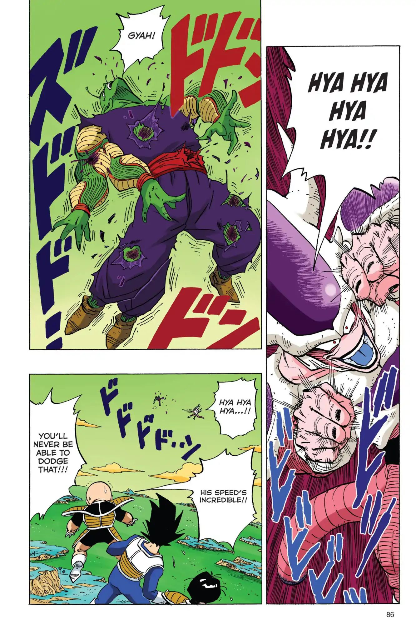 Dragon Ball Full Color Freeza Arc Chapter 57  Online Free Manga Read Image 13