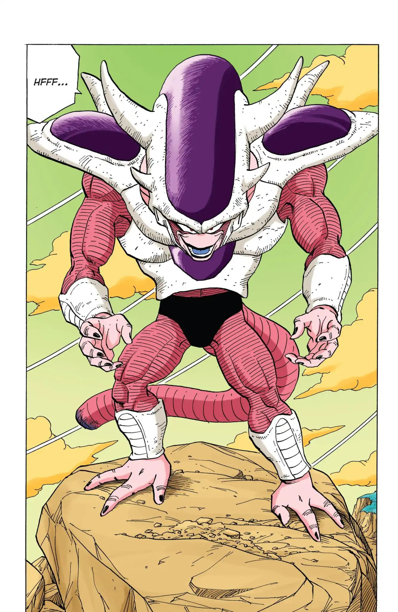Dragon Ball Full Color Freeza Arc Chapter 57  Online Free Manga Read Image 5