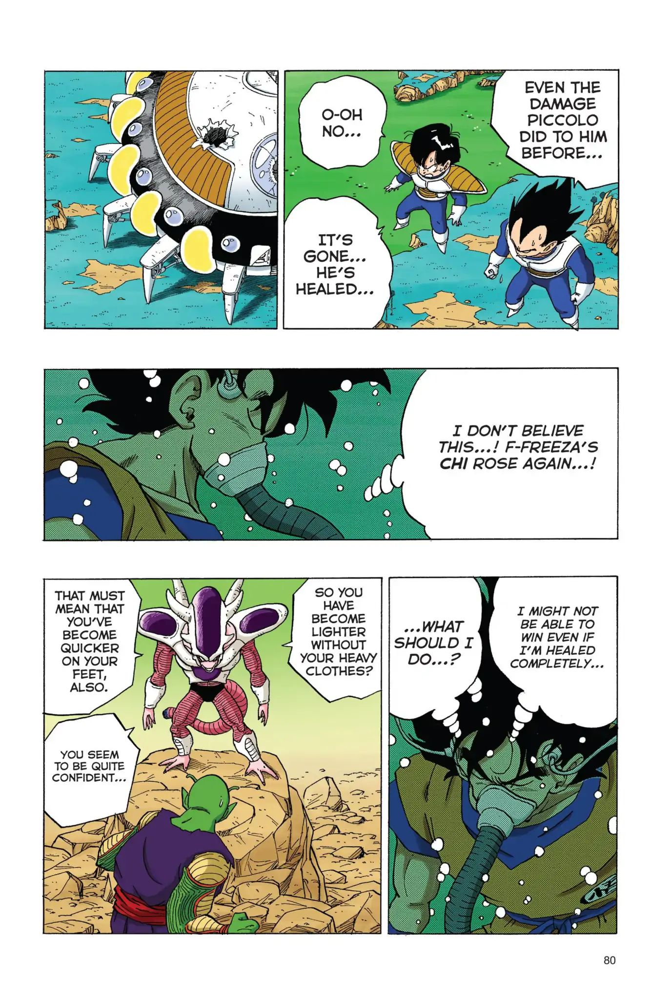Dragon Ball Full Color Freeza Arc Chapter 57  Online Free Manga Read Image 7