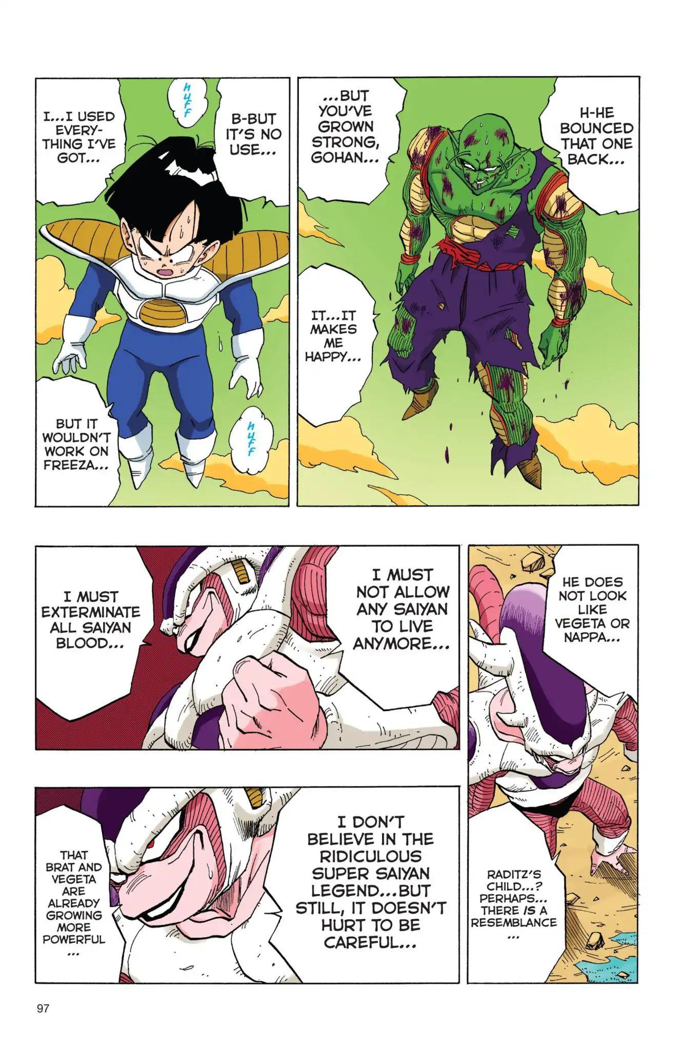 Dragon Ball Full Color Freeza Arc Chapter 58  Online Free Manga Read Image 10