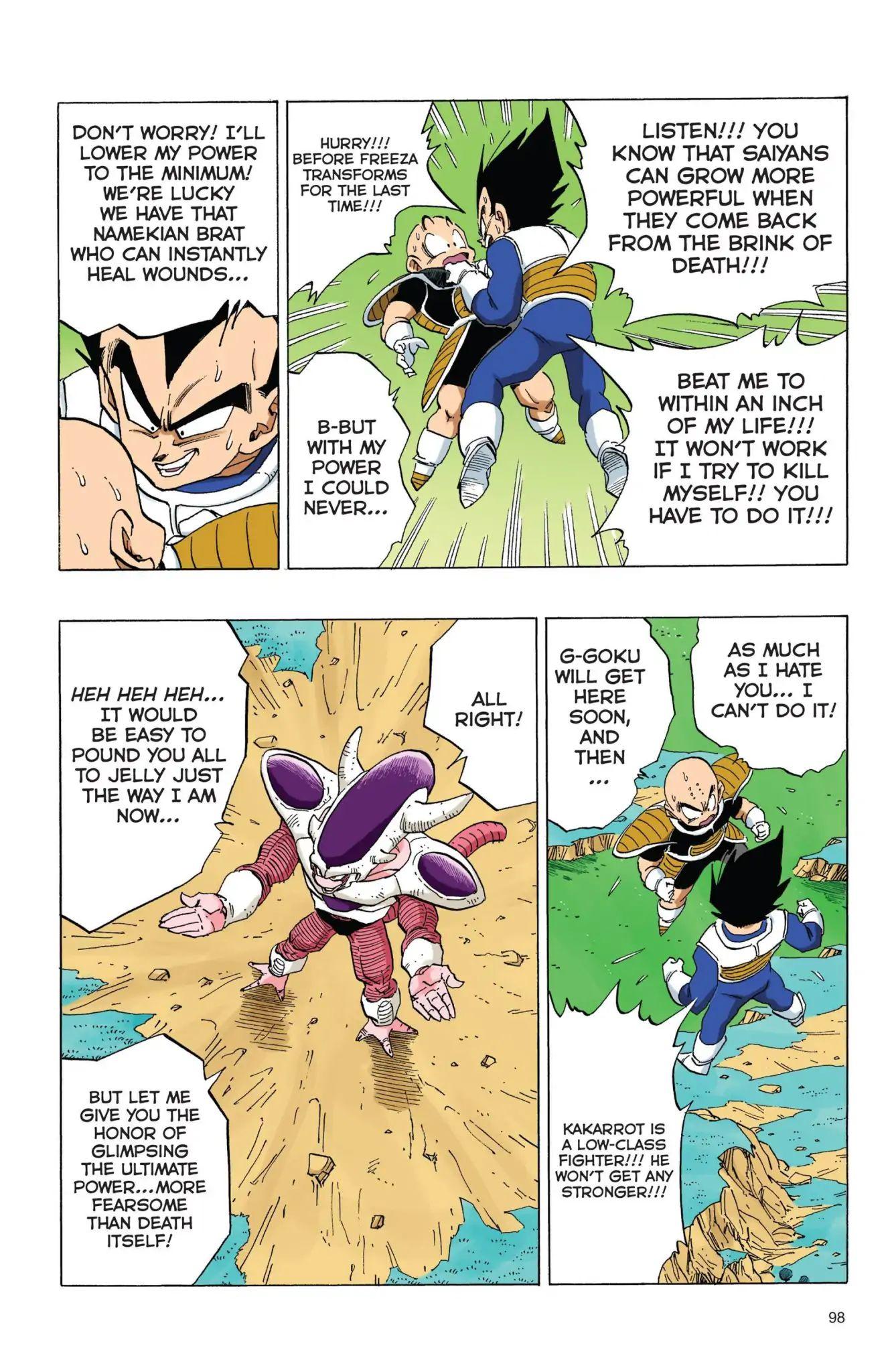 Dragon Ball Full Color Freeza Arc Chapter 58  Online Free Manga Read Image 11