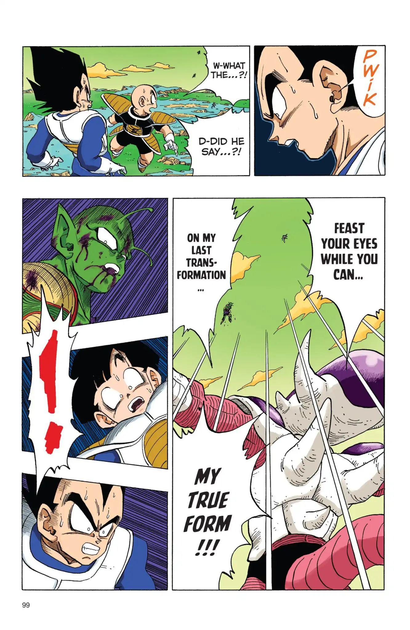 Dragon Ball Full Color Freeza Arc Chapter 58  Online Free Manga Read Image 12
