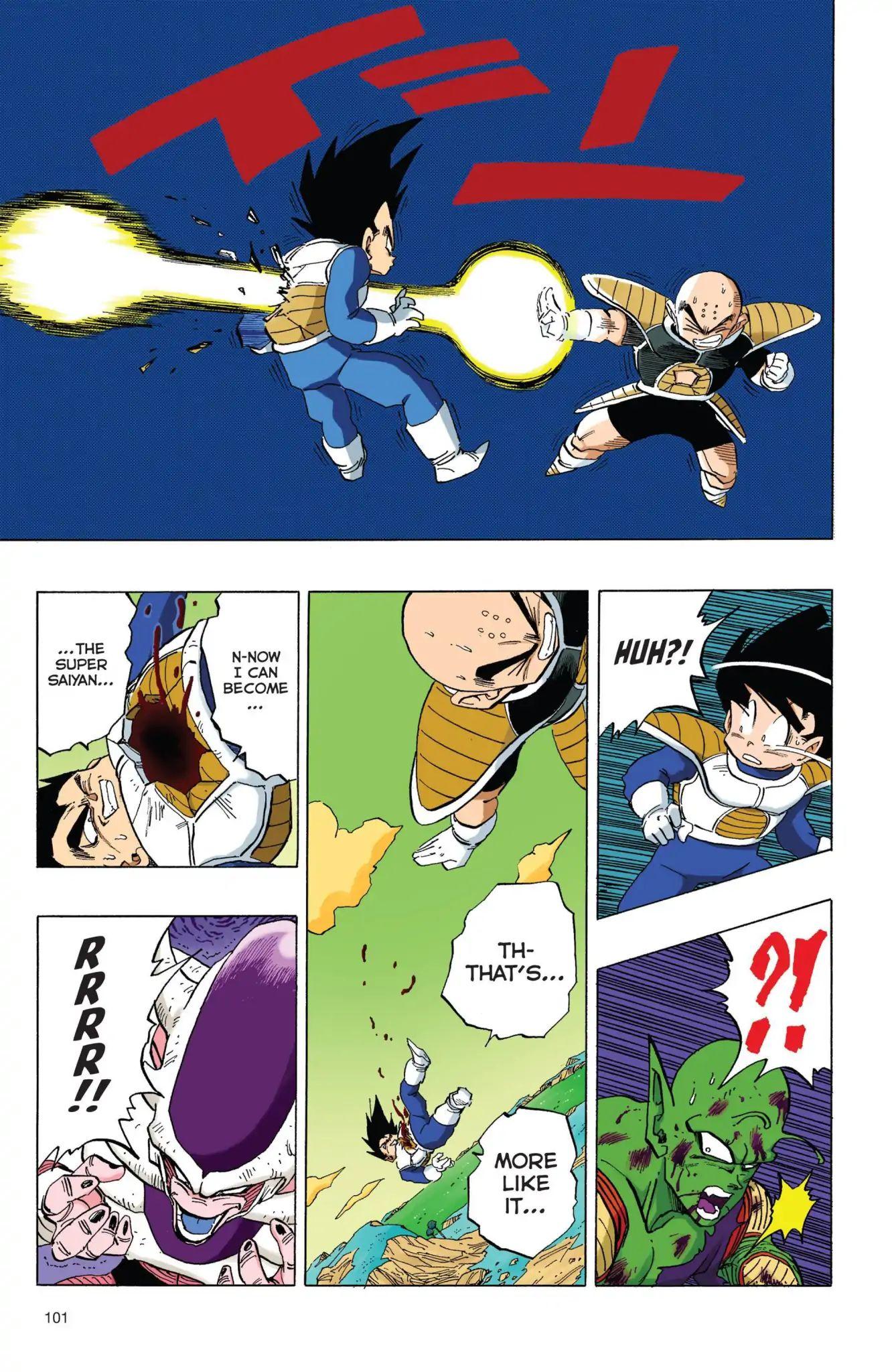 Dragon Ball Full Color Freeza Arc Chapter 58  Online Free Manga Read Image 14