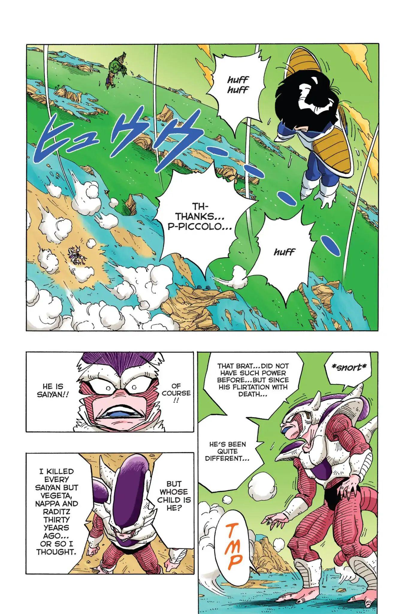 Dragon Ball Full Color Freeza Arc Chapter 58  Online Free Manga Read Image 9
