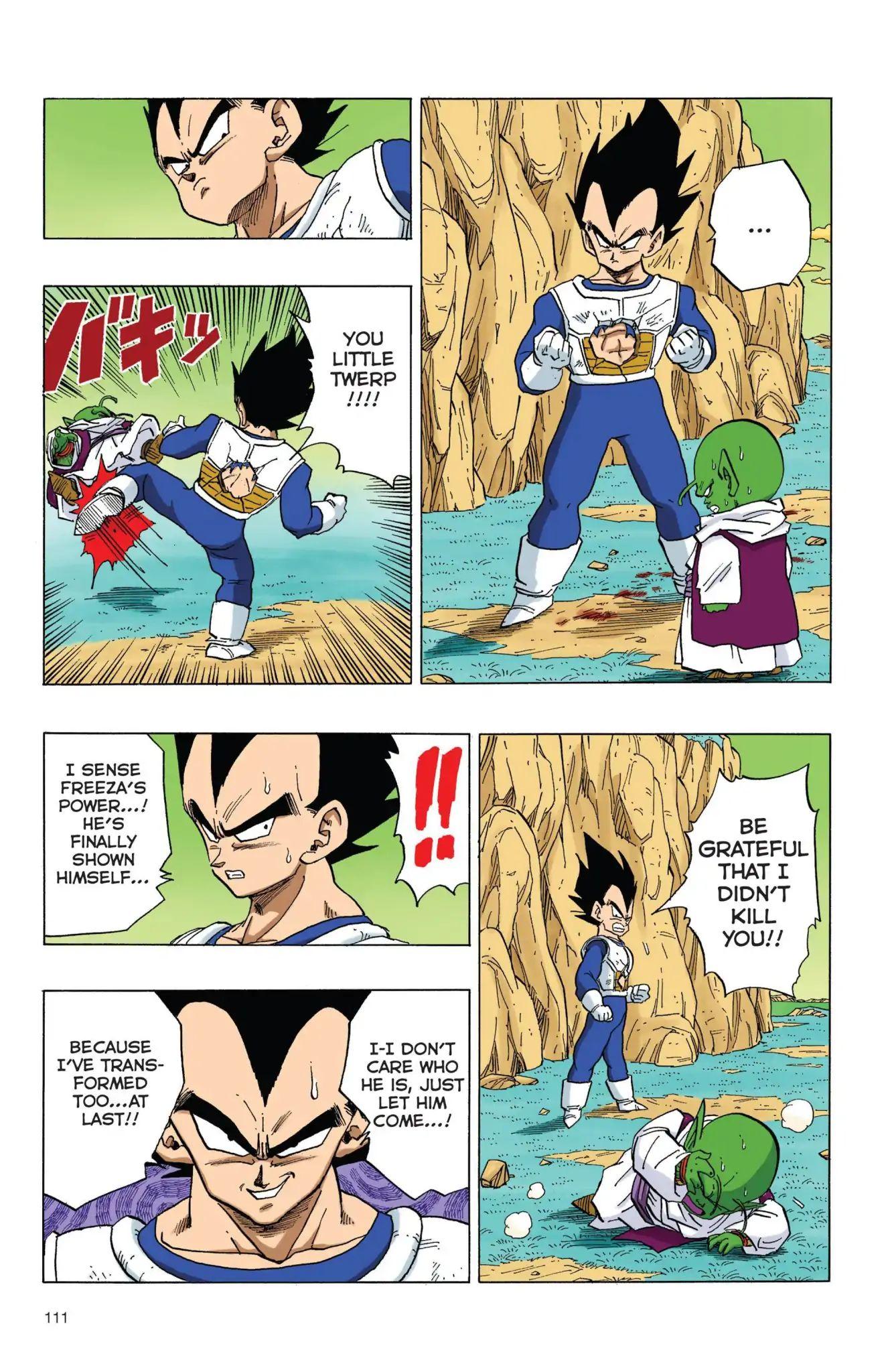 Dragon Ball Full Color Freeza Arc Chapter 59  Online Free Manga Read Image 10