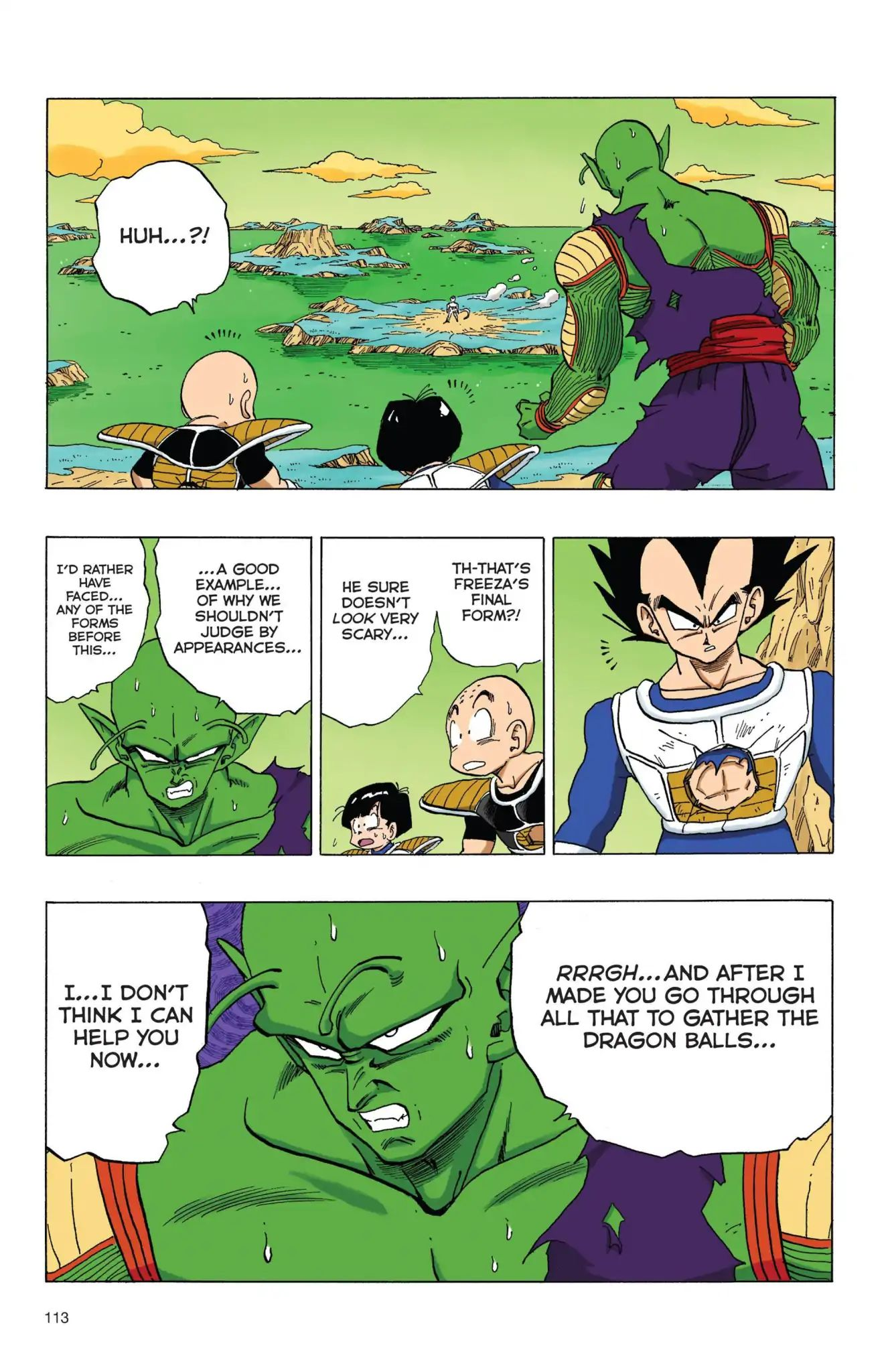 Dragon Ball Full Color Freeza Arc Chapter 59  Online Free Manga Read Image 12