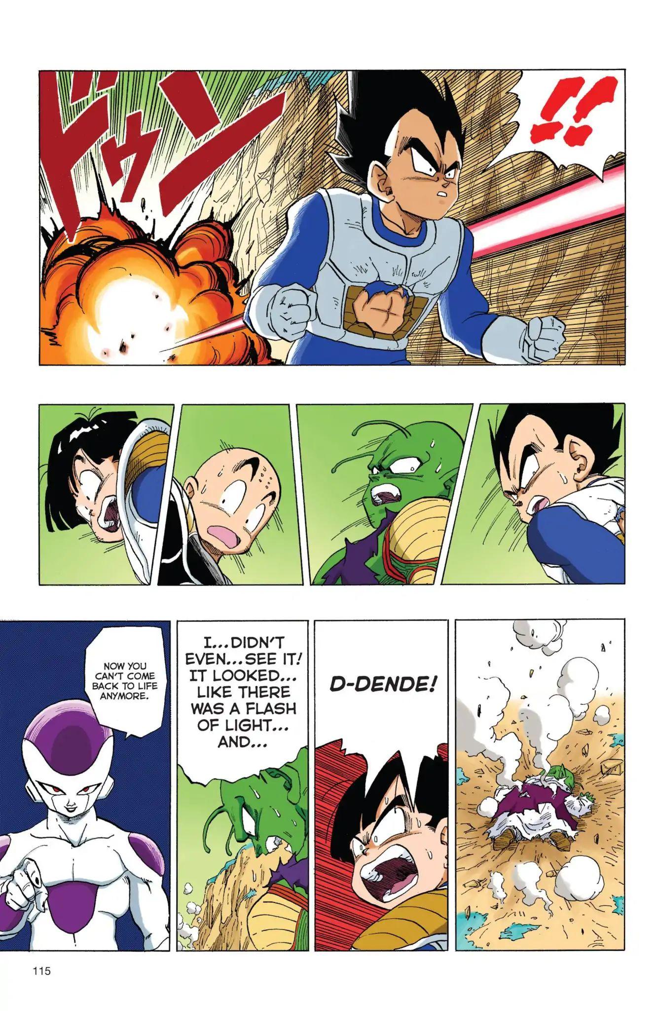 Dragon Ball Full Color Freeza Arc Chapter 59  Online Free Manga Read Image 14