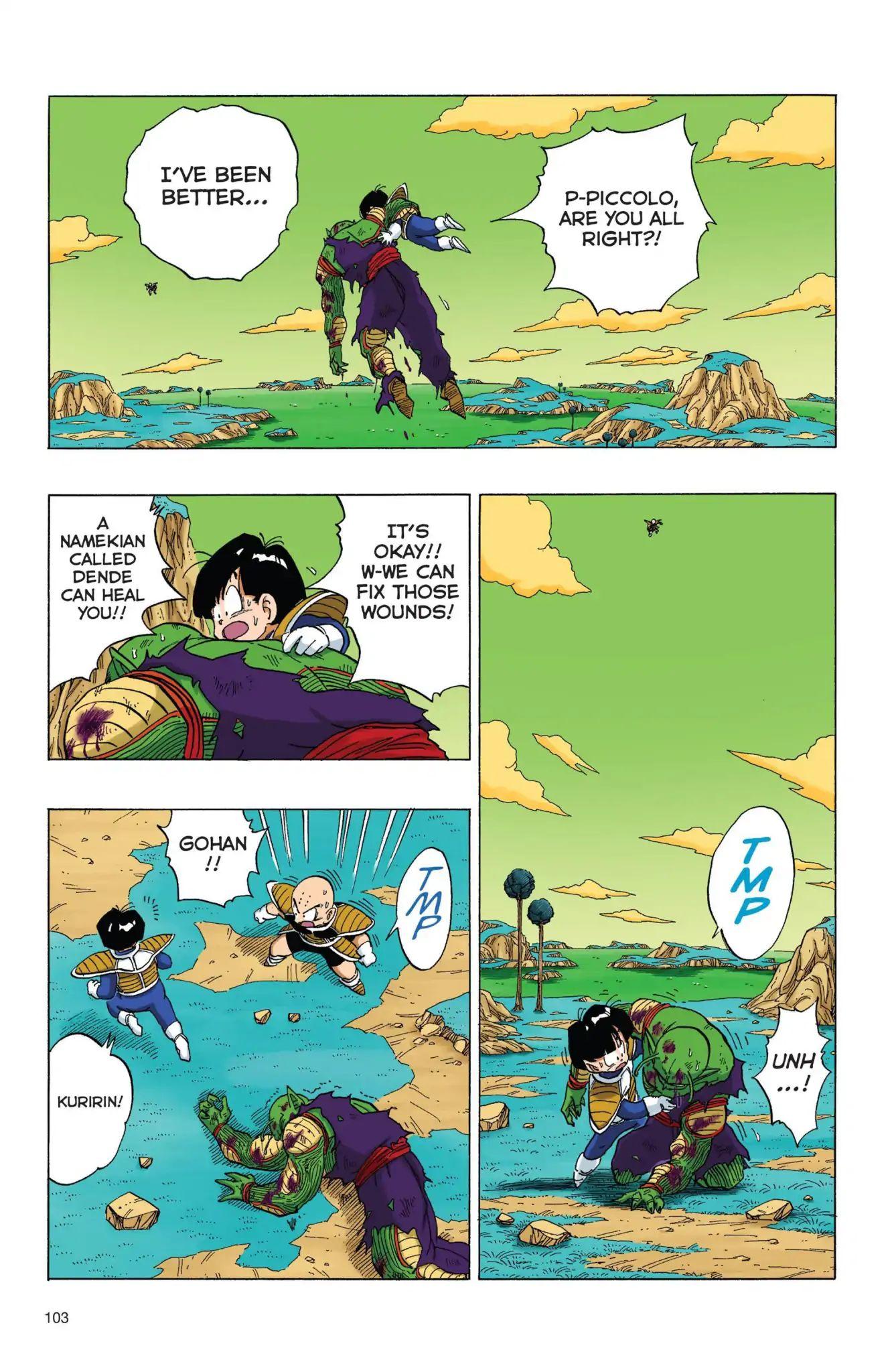 Dragon Ball Full Color Freeza Arc Chapter 59  Online Free Manga Read Image 2