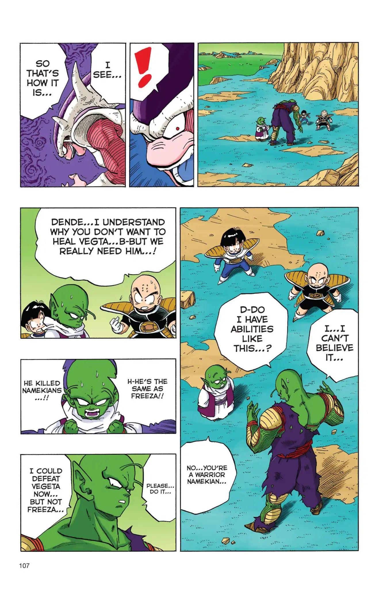 Dragon Ball Full Color Freeza Arc Chapter 59  Online Free Manga Read Image 6