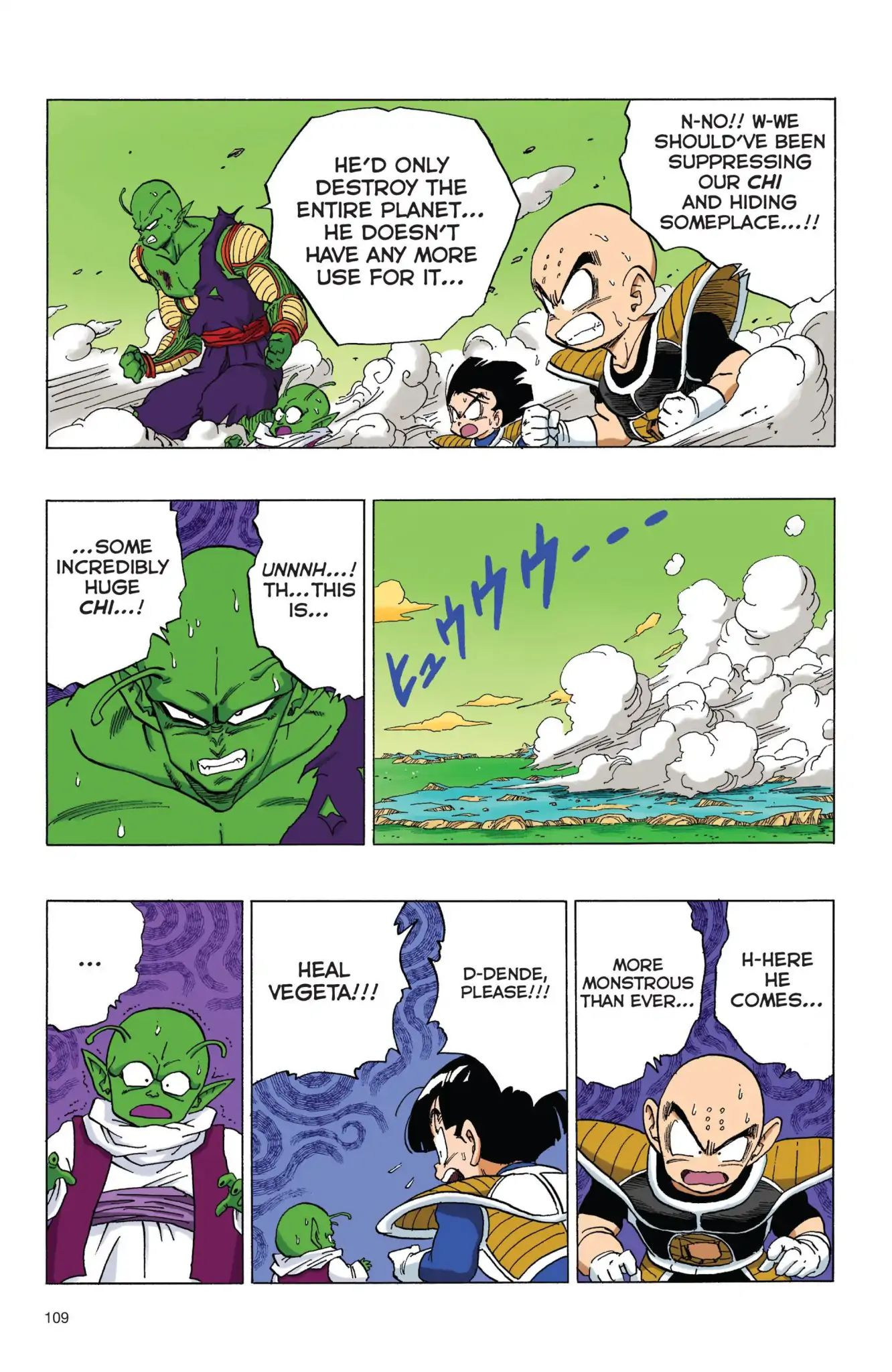 Dragon Ball Full Color Freeza Arc Chapter 59  Online Free Manga Read Image 8