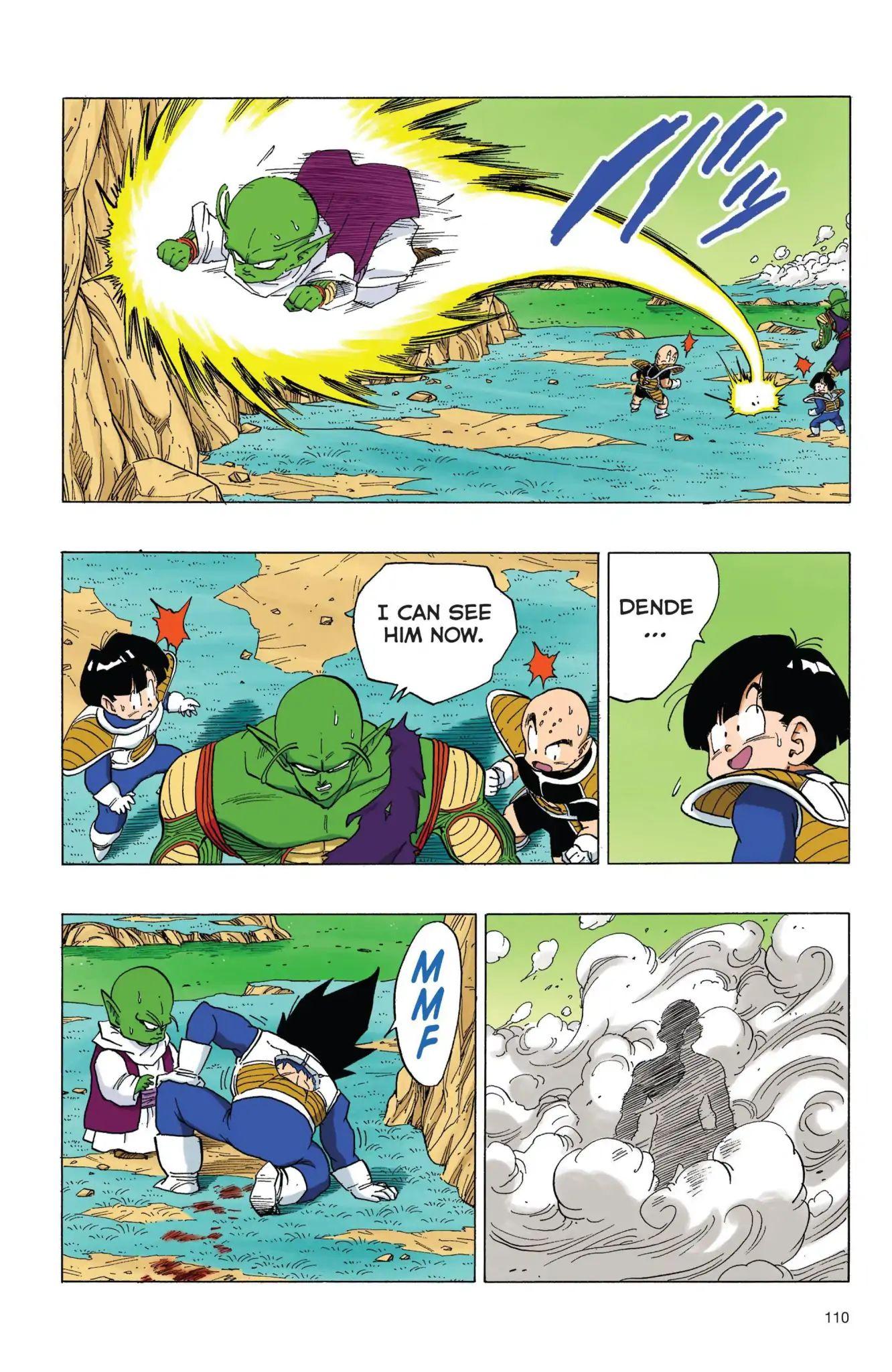 Dragon Ball Full Color Freeza Arc Chapter 59  Online Free Manga Read Image 9