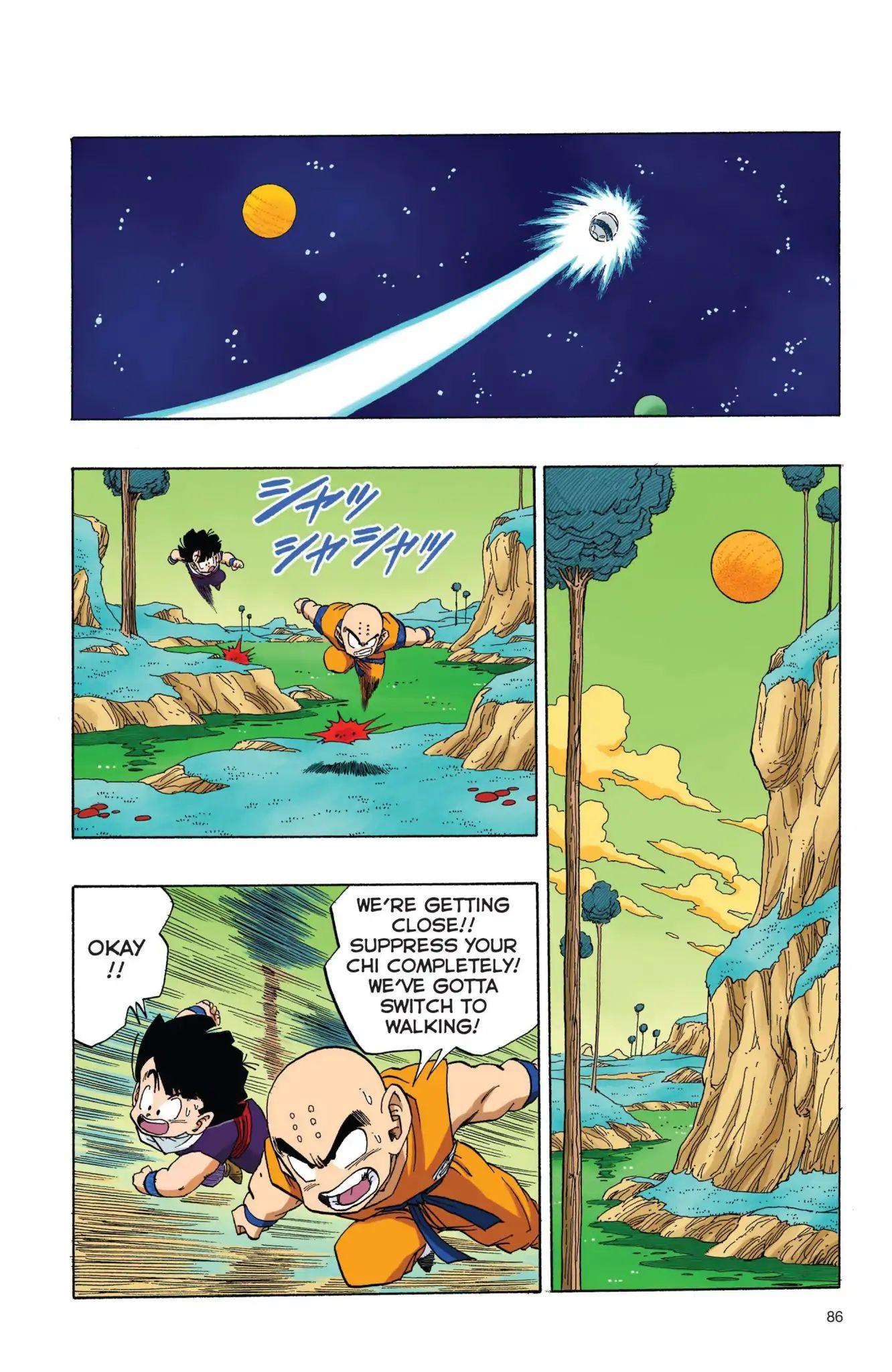 Dragon Ball Full Color Freeza Arc Chapter 6  Online Free Manga Read Image 11