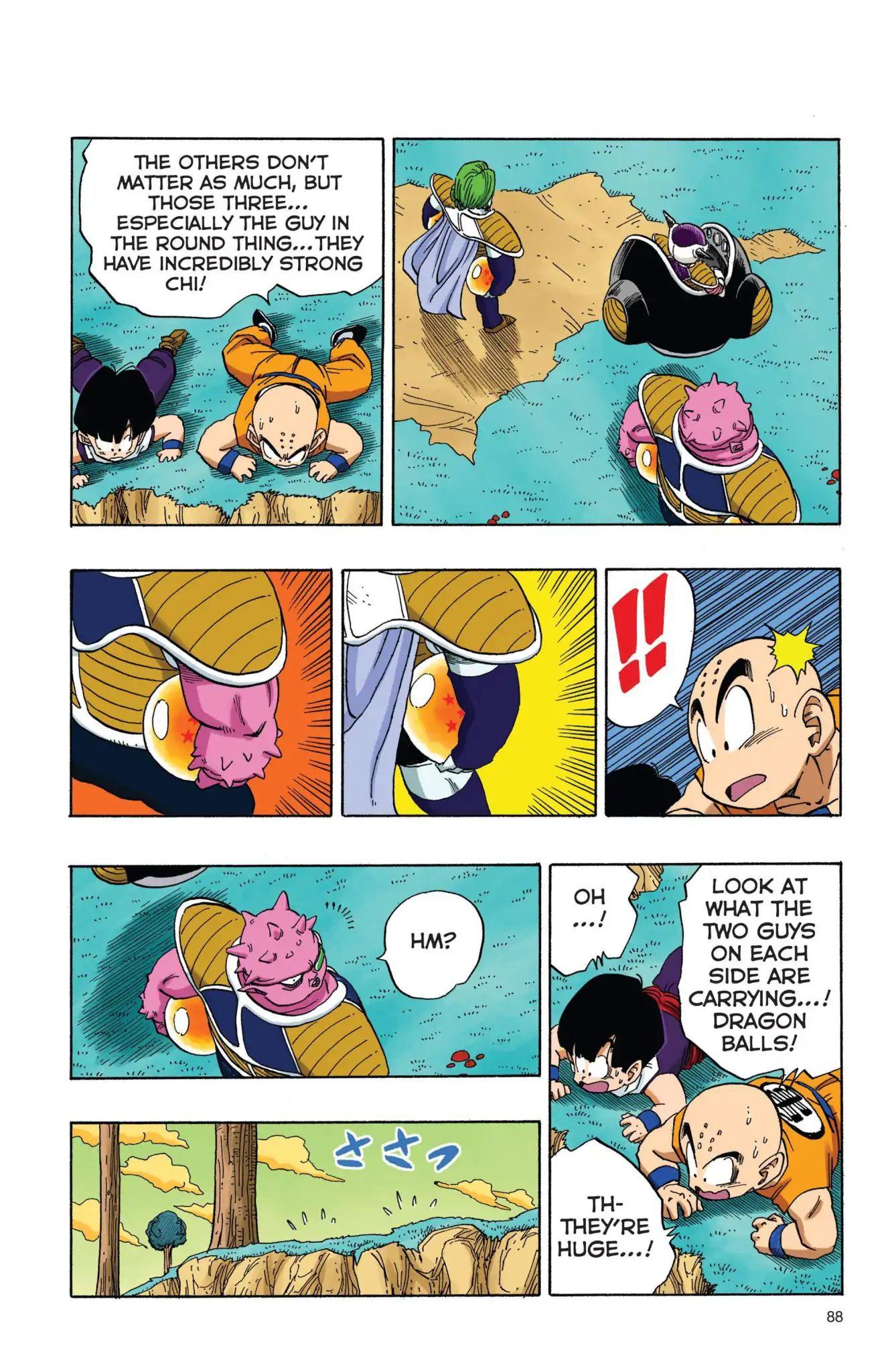 Dragon Ball Full Color Freeza Arc Chapter 6  Online Free Manga Read Image 13