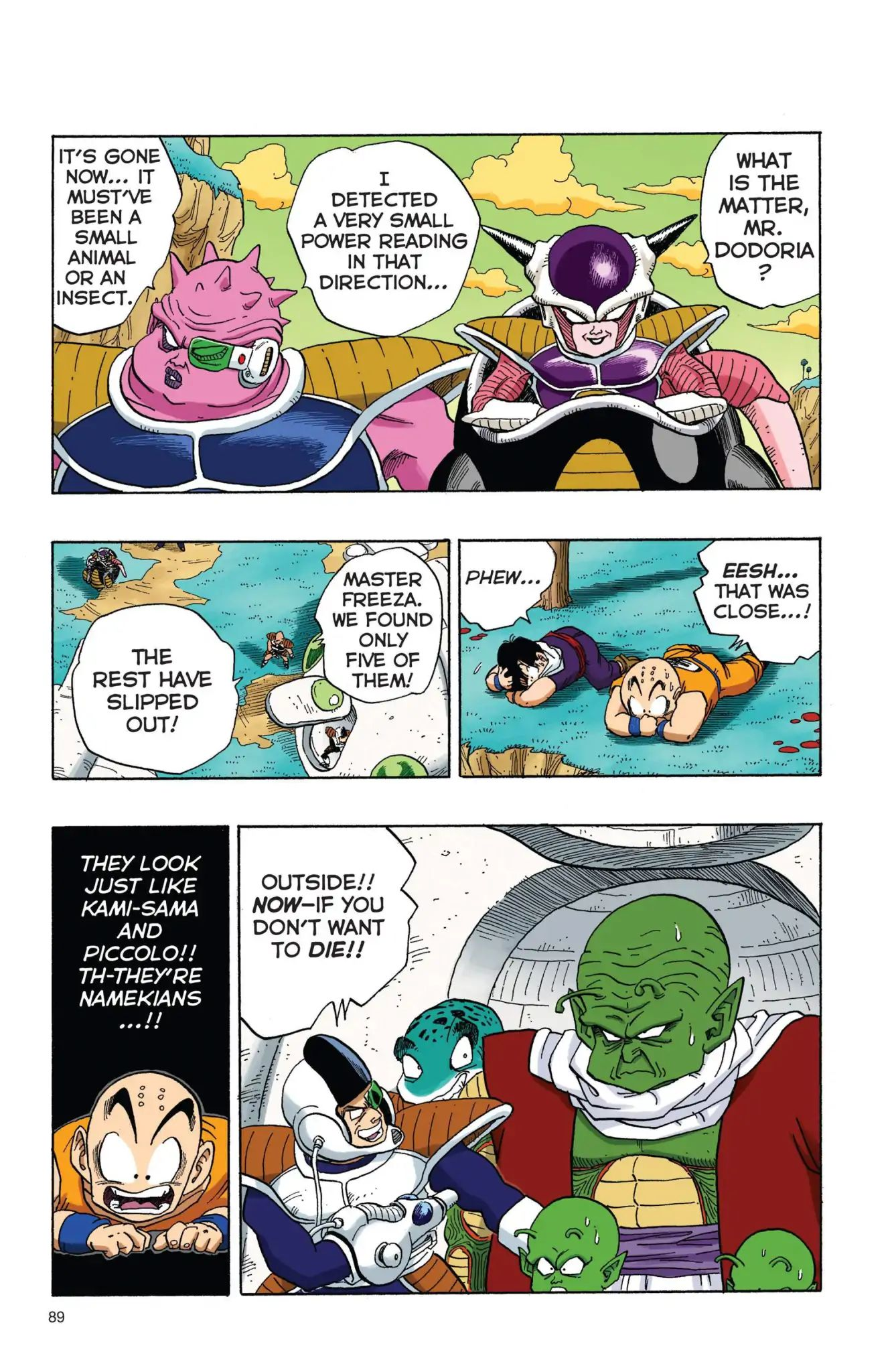 Dragon Ball Full Color Freeza Arc Chapter 6  Online Free Manga Read Image 14