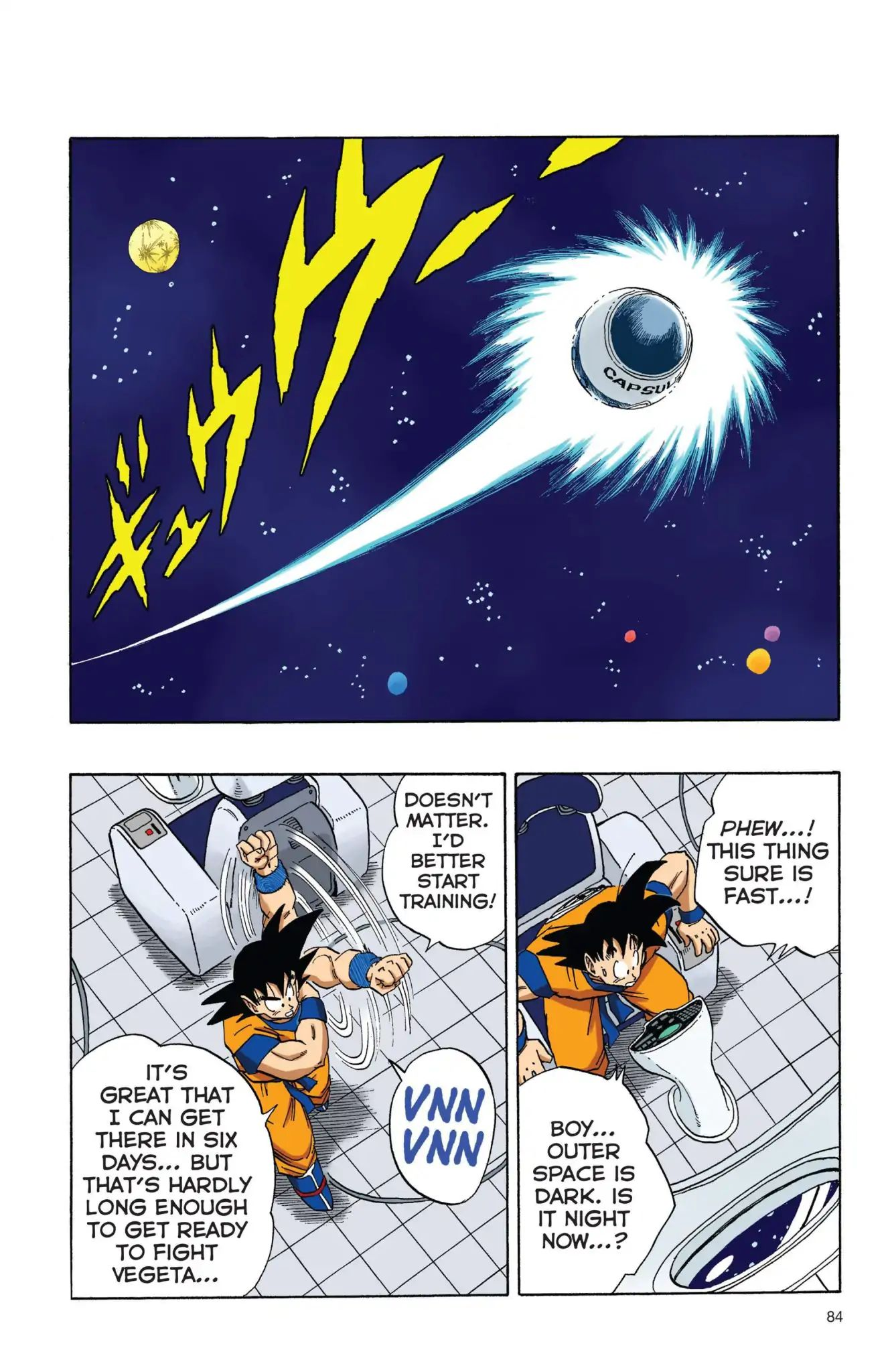 Dragon Ball Full Color Freeza Arc Chapter 6  Online Free Manga Read Image 9
