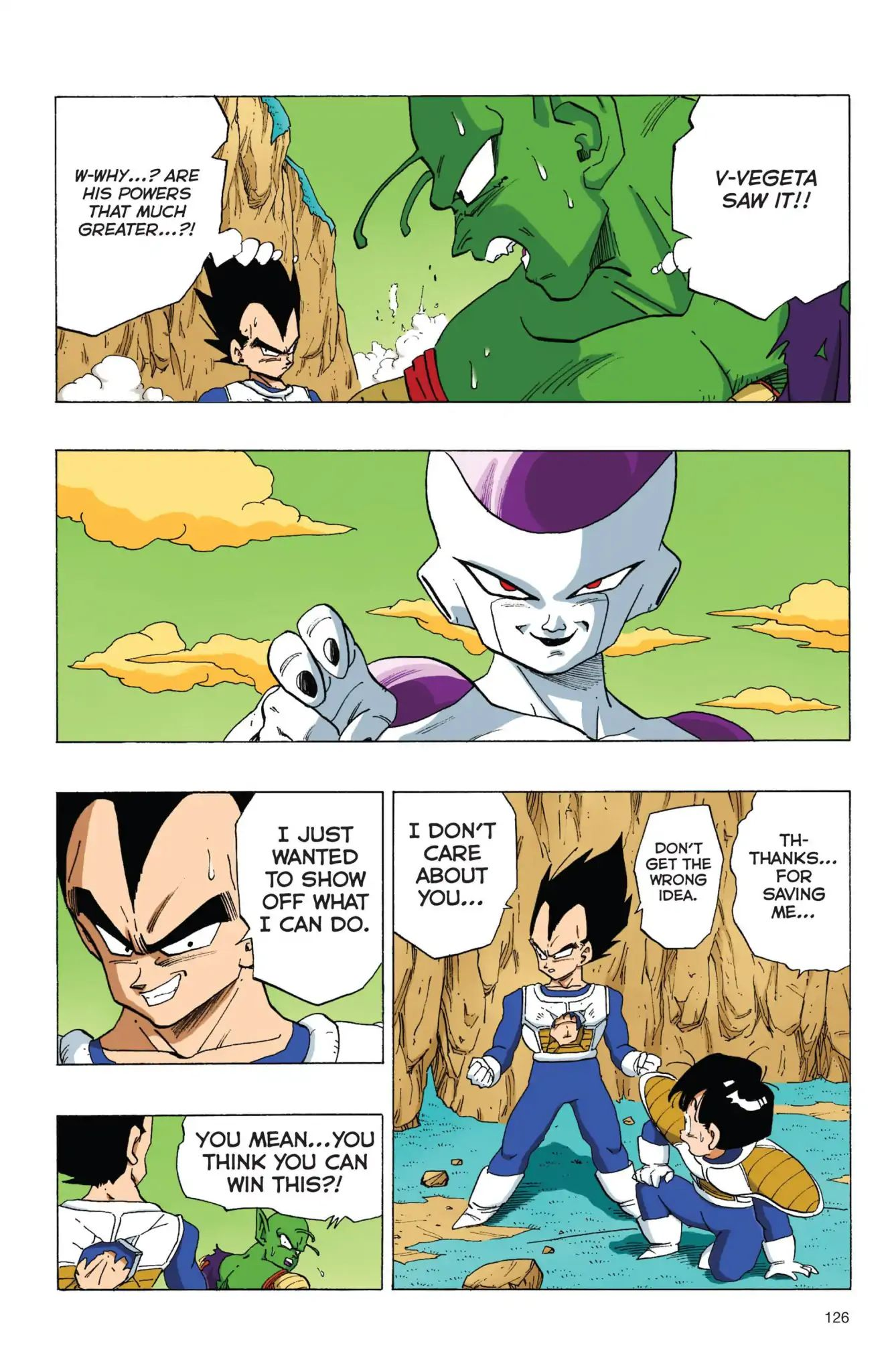 Dragon Ball Full Color Freeza Arc Chapter 60  Online Free Manga Read Image 10