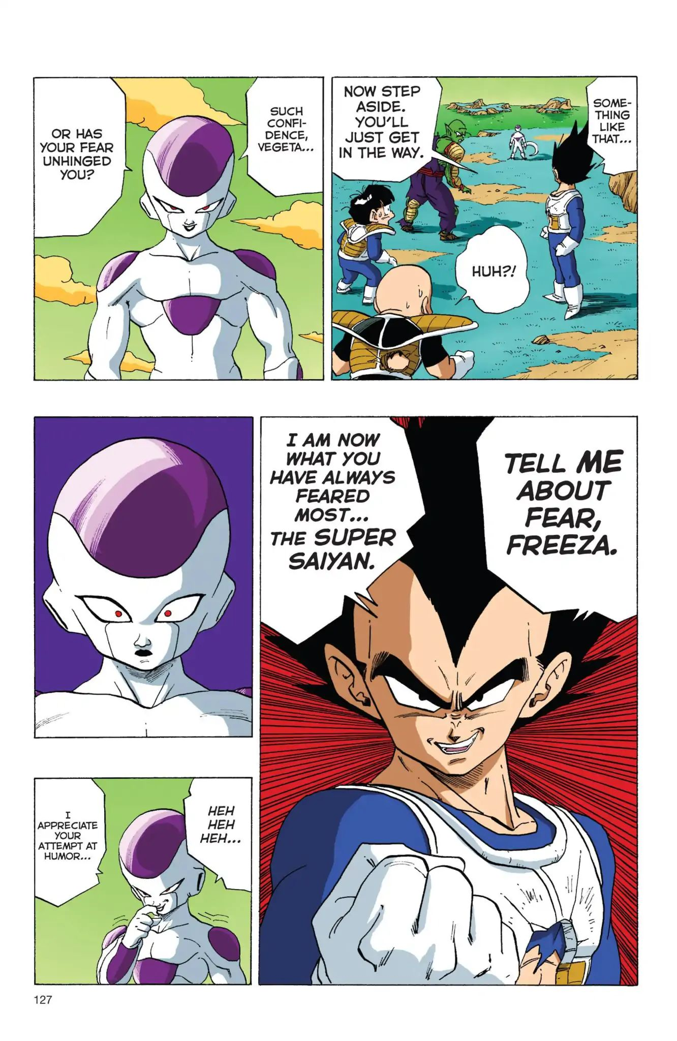 Dragon Ball Full Color Freeza Arc Chapter 60  Online Free Manga Read Image 11