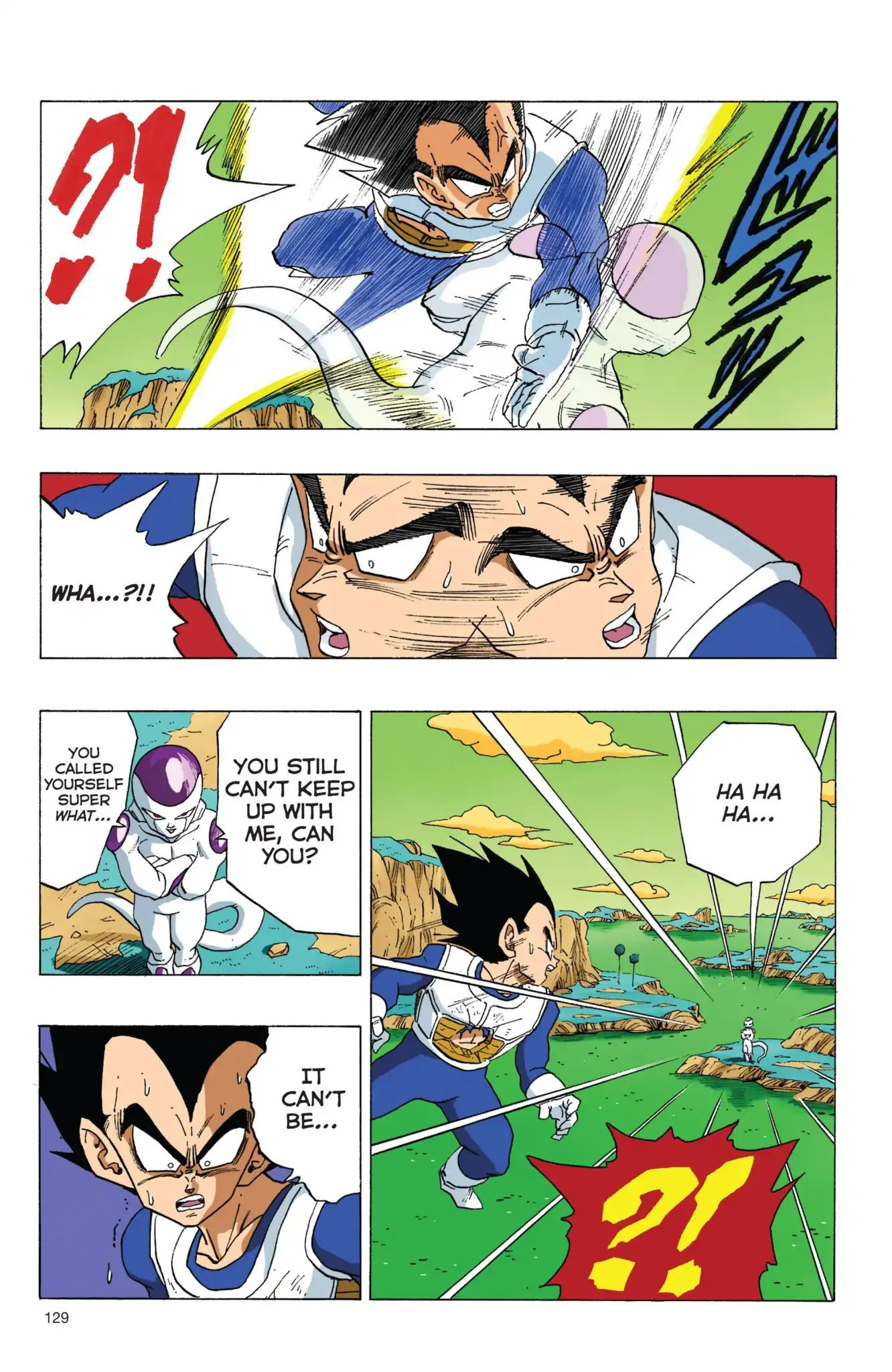 Dragon Ball Full Color Freeza Arc Chapter 60  Online Free Manga Read Image 2