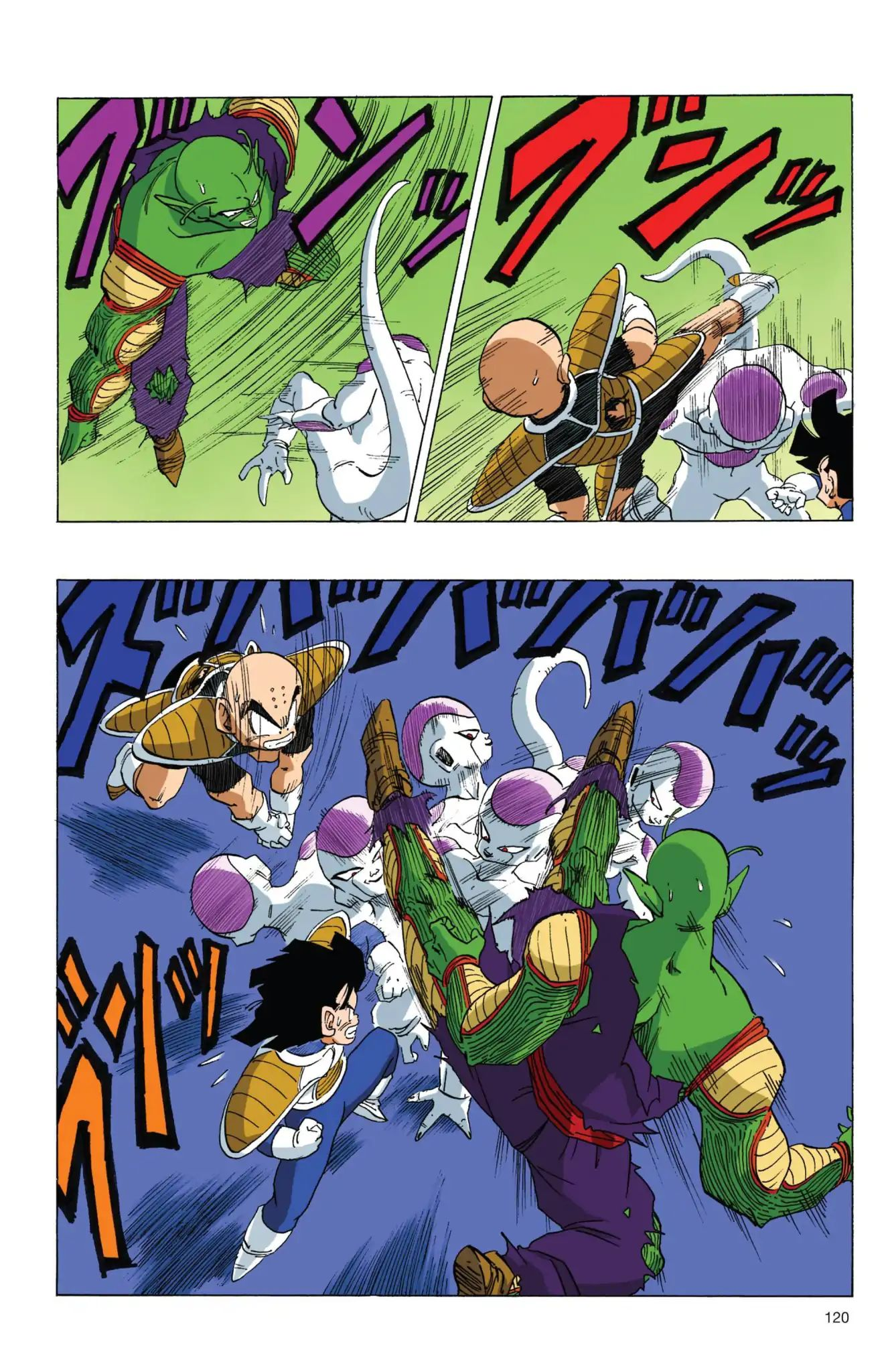 Dragon Ball Full Color Freeza Arc Chapter 60  Online Free Manga Read Image 4