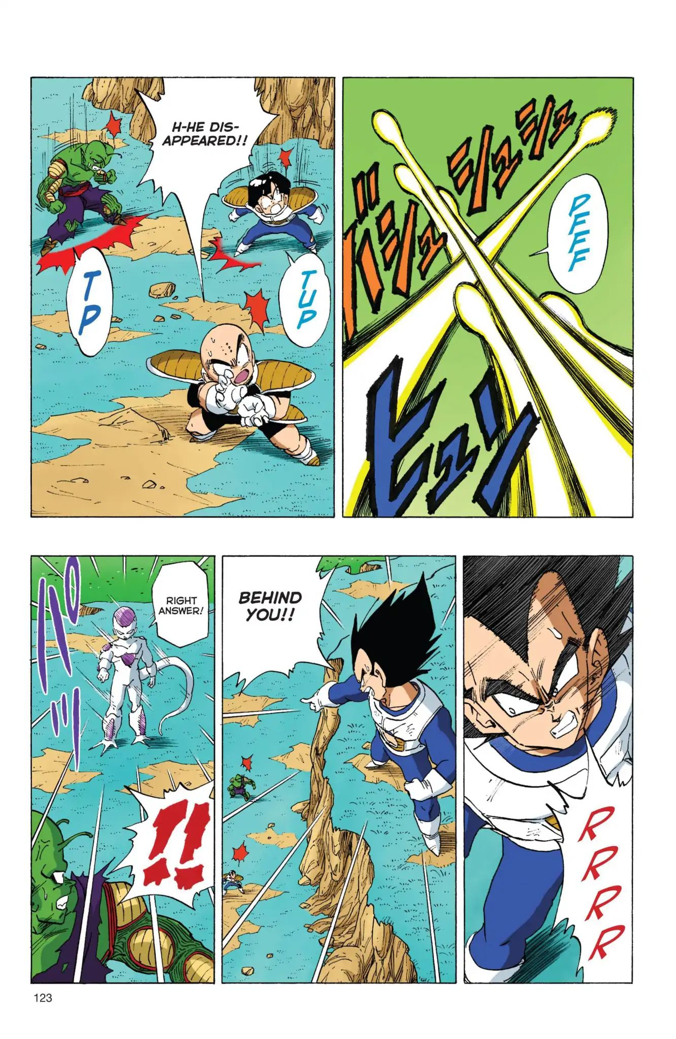 Dragon Ball Full Color Freeza Arc Chapter 60  Online Free Manga Read Image 7
