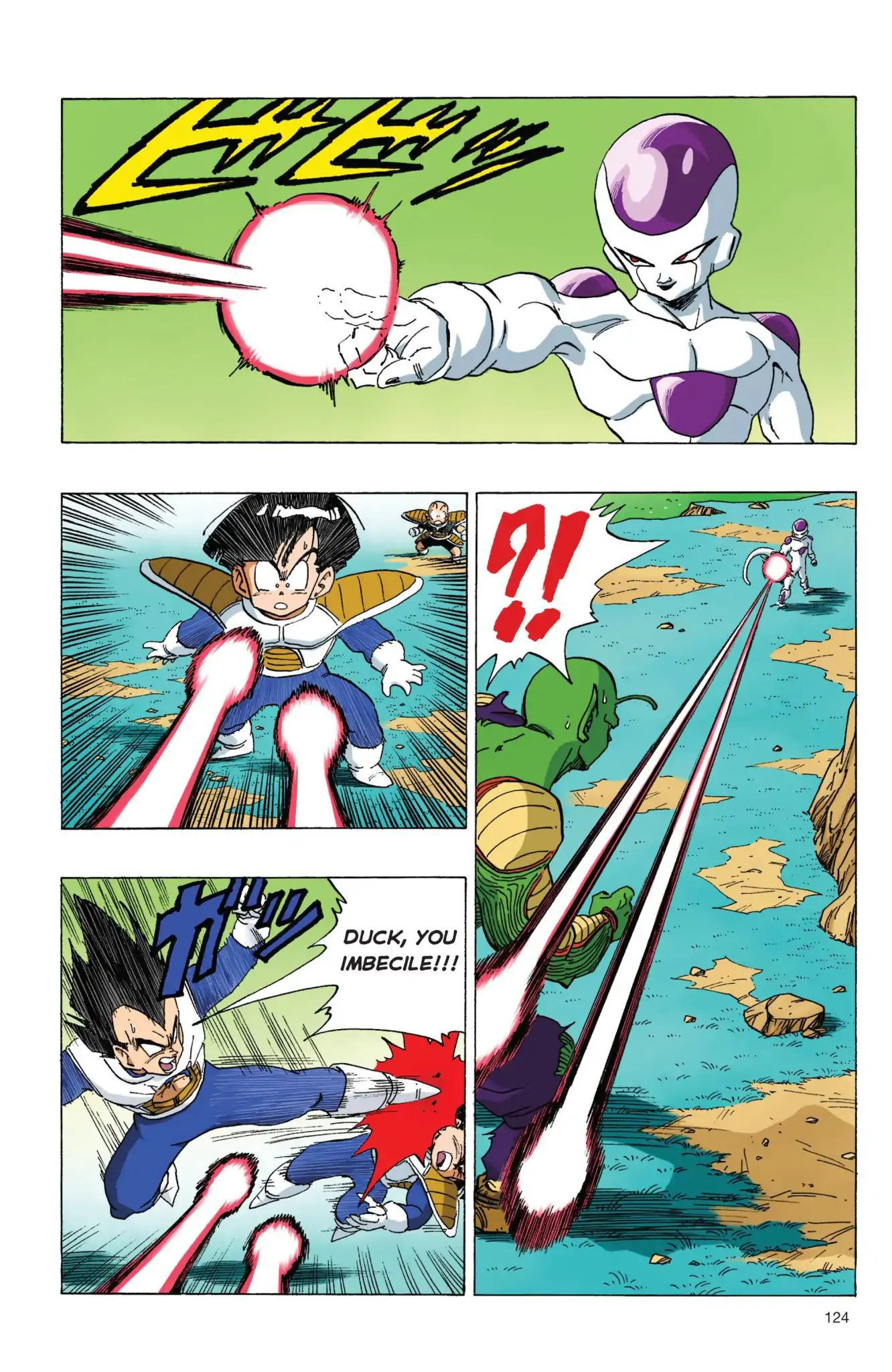Dragon Ball Full Color Freeza Arc Chapter 60  Online Free Manga Read Image 8