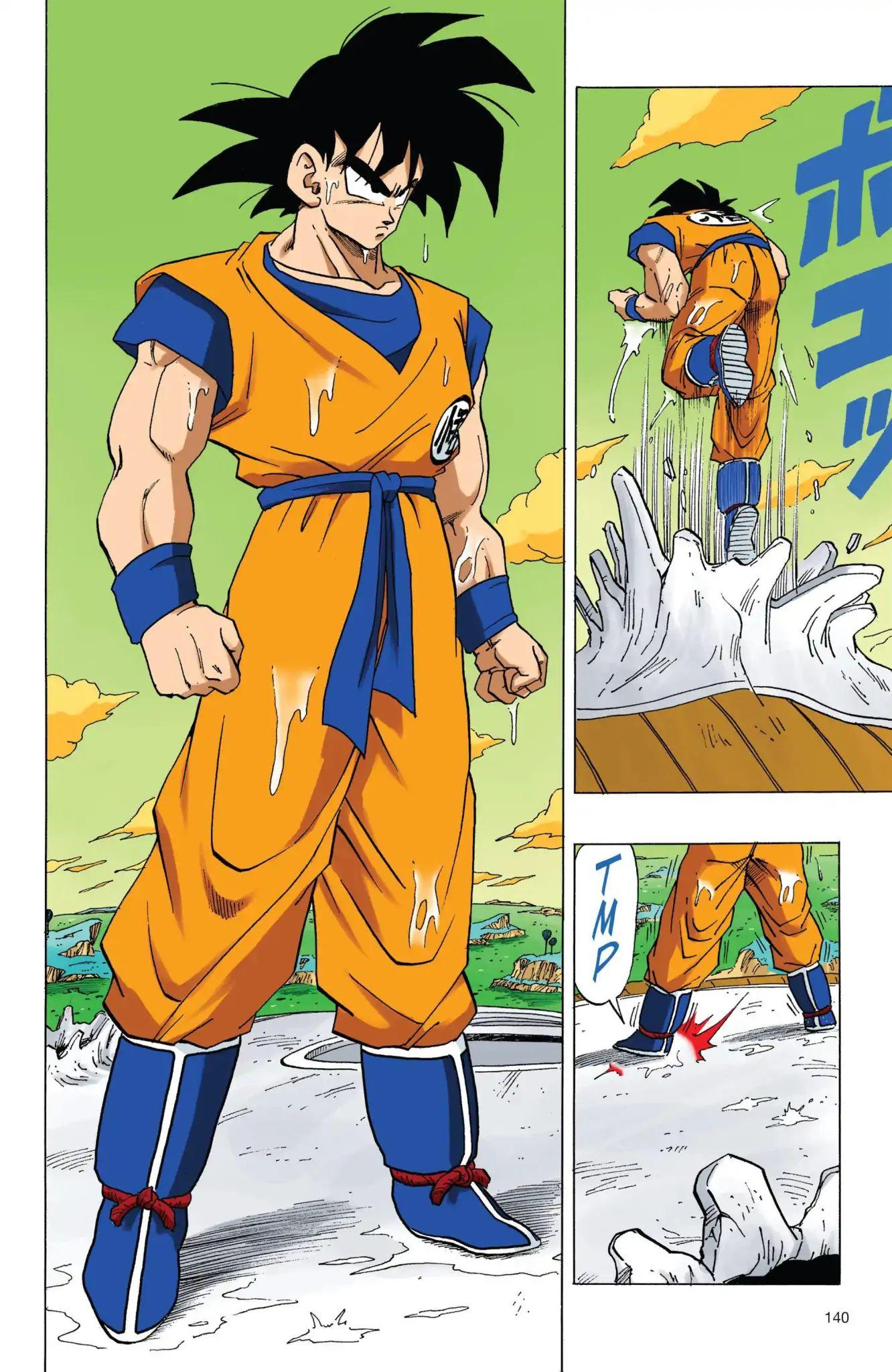 Dragon Ball Full Color Freeza Arc Chapter 61  Online Free Manga Read Image 11