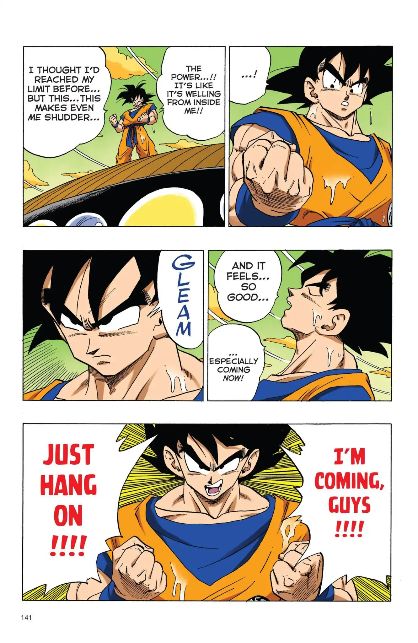 Dragon Ball Full Color Freeza Arc Chapter 61  Online Free Manga Read Image 12