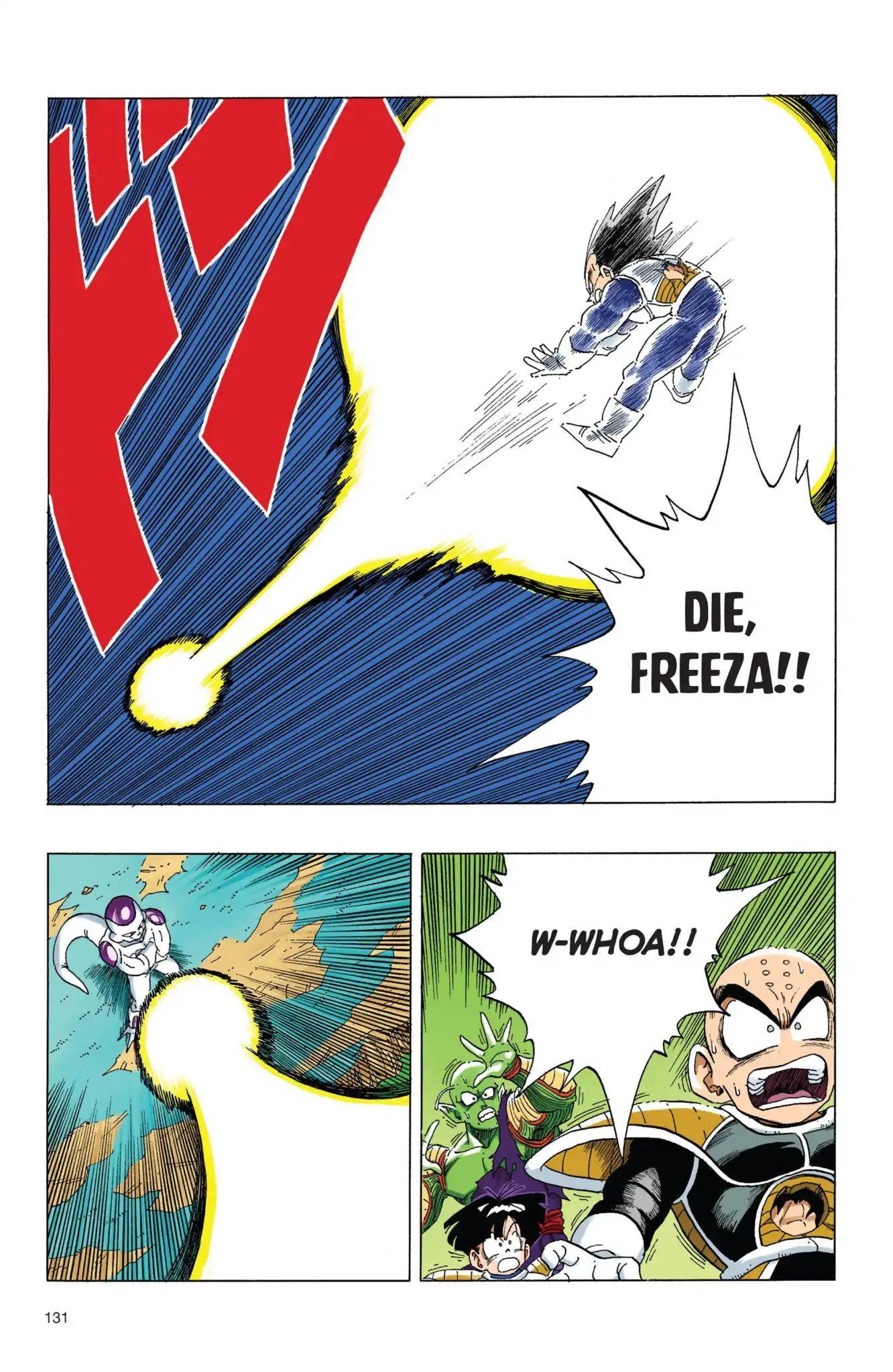 Dragon Ball Full Color Freeza Arc Chapter 61  Online Free Manga Read Image 2
