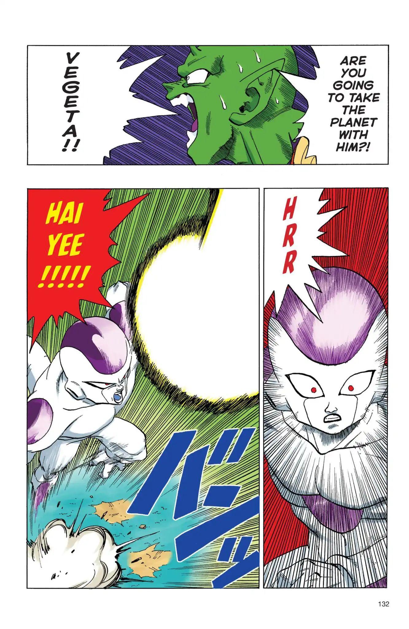 Dragon Ball Full Color Freeza Arc Chapter 61  Online Free Manga Read Image 3