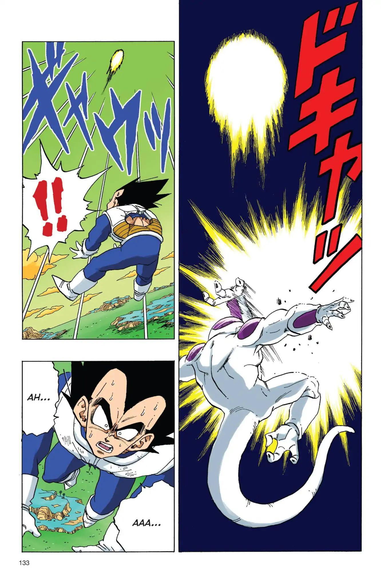 Dragon Ball Full Color Freeza Arc Chapter 61  Online Free Manga Read Image 4