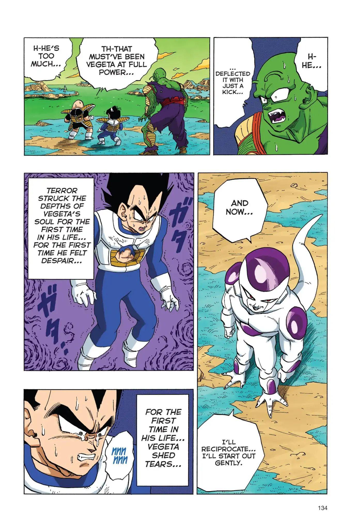 Dragon Ball Full Color Freeza Arc Chapter 61  Online Free Manga Read Image 5