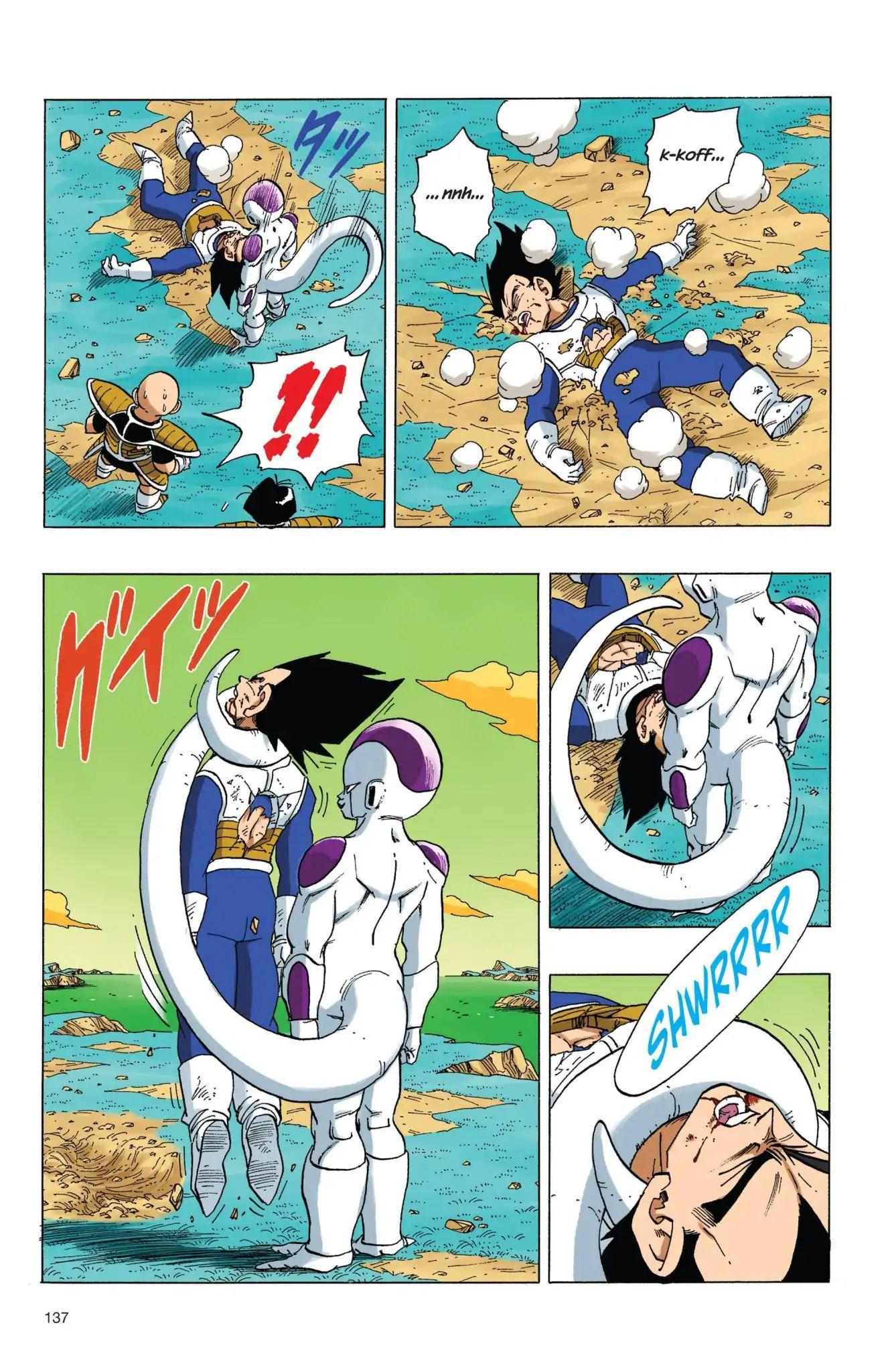 Dragon Ball Full Color Freeza Arc Chapter 61  Online Free Manga Read Image 8