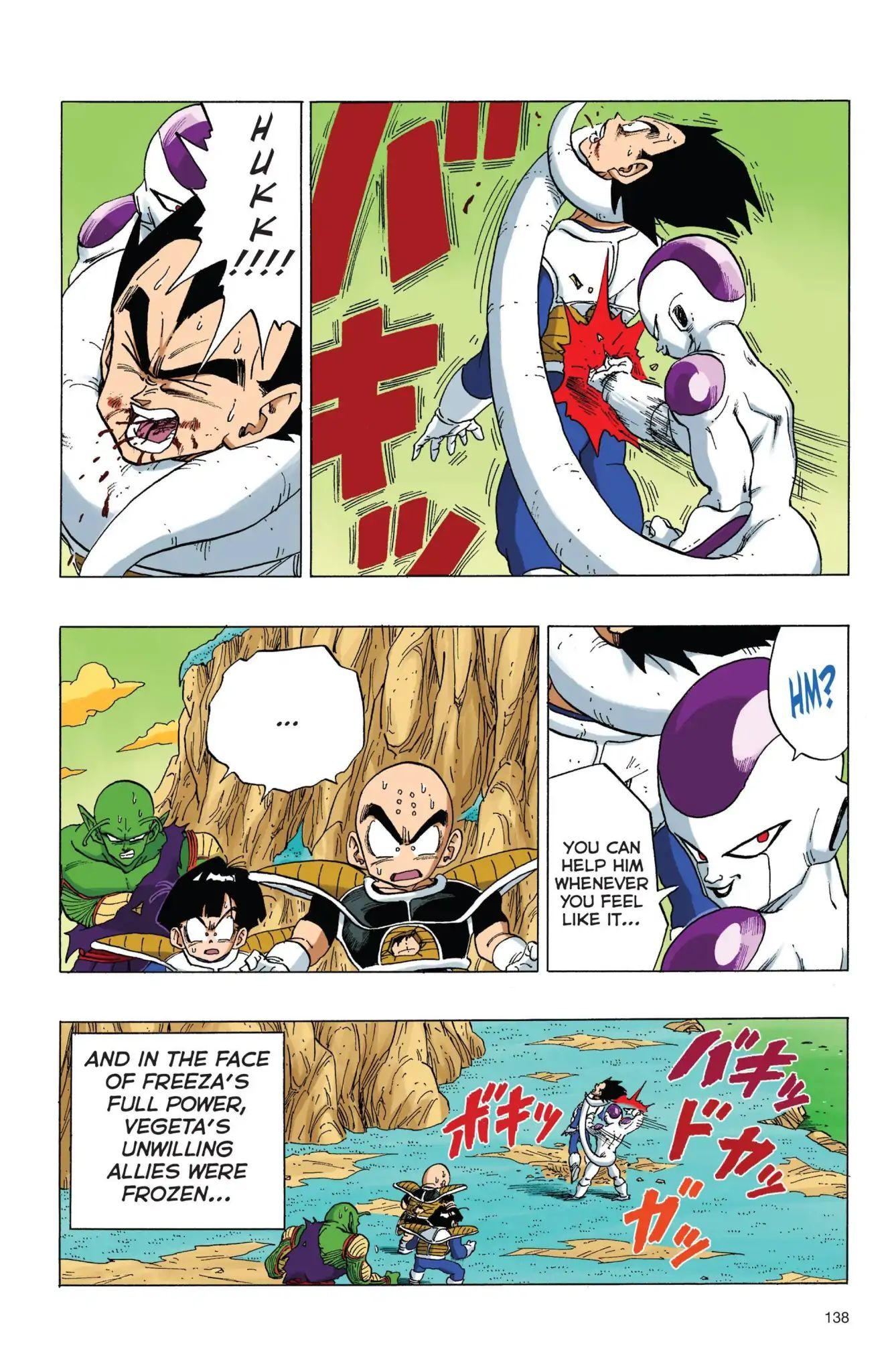 Dragon Ball Full Color Freeza Arc Chapter 61  Online Free Manga Read Image 9