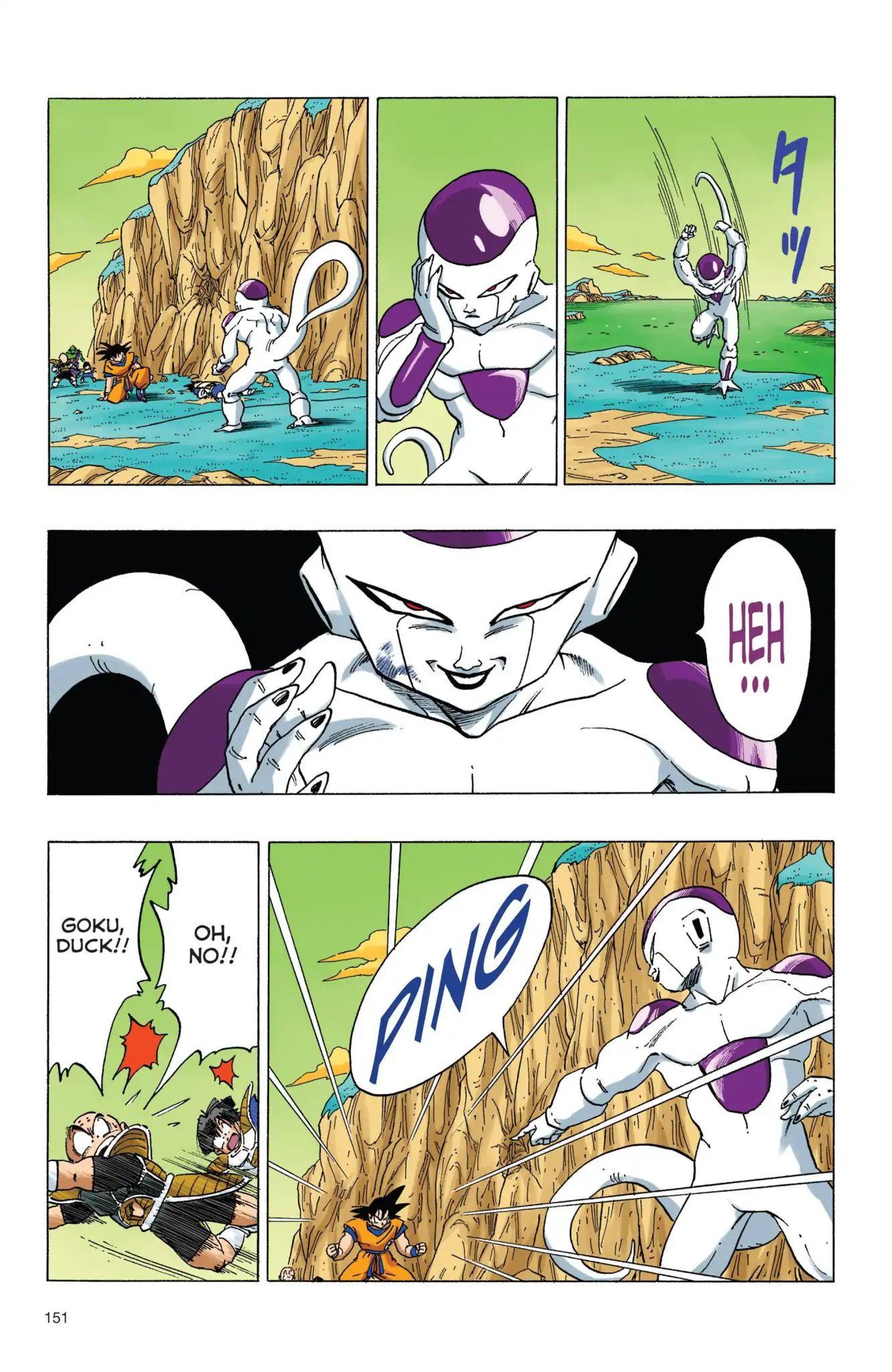 Dragon Ball Full Color Freeza Arc Chapter 62  Online Free Manga Read Image 10