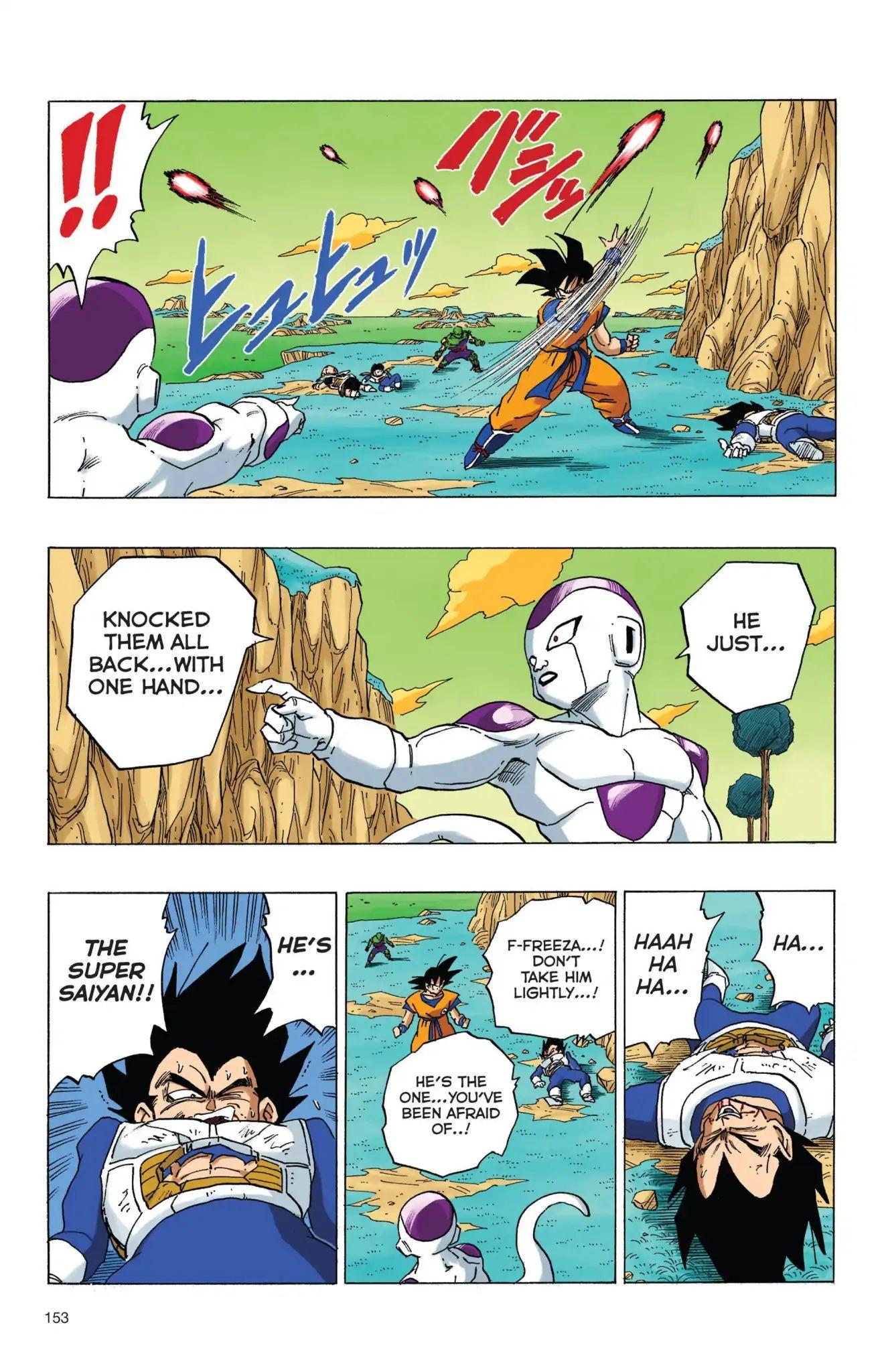 Dragon Ball Full Color Freeza Arc Chapter 62  Online Free Manga Read Image 12