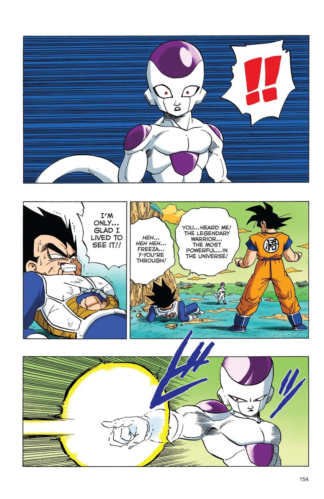 Dragon Ball Full Color Freeza Arc Chapter 62  Online Free Manga Read Image 13