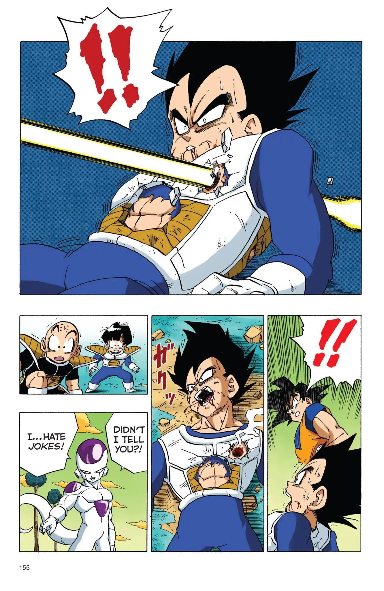 Dragon Ball Full Color Freeza Arc Chapter 62  Online Free Manga Read Image 14