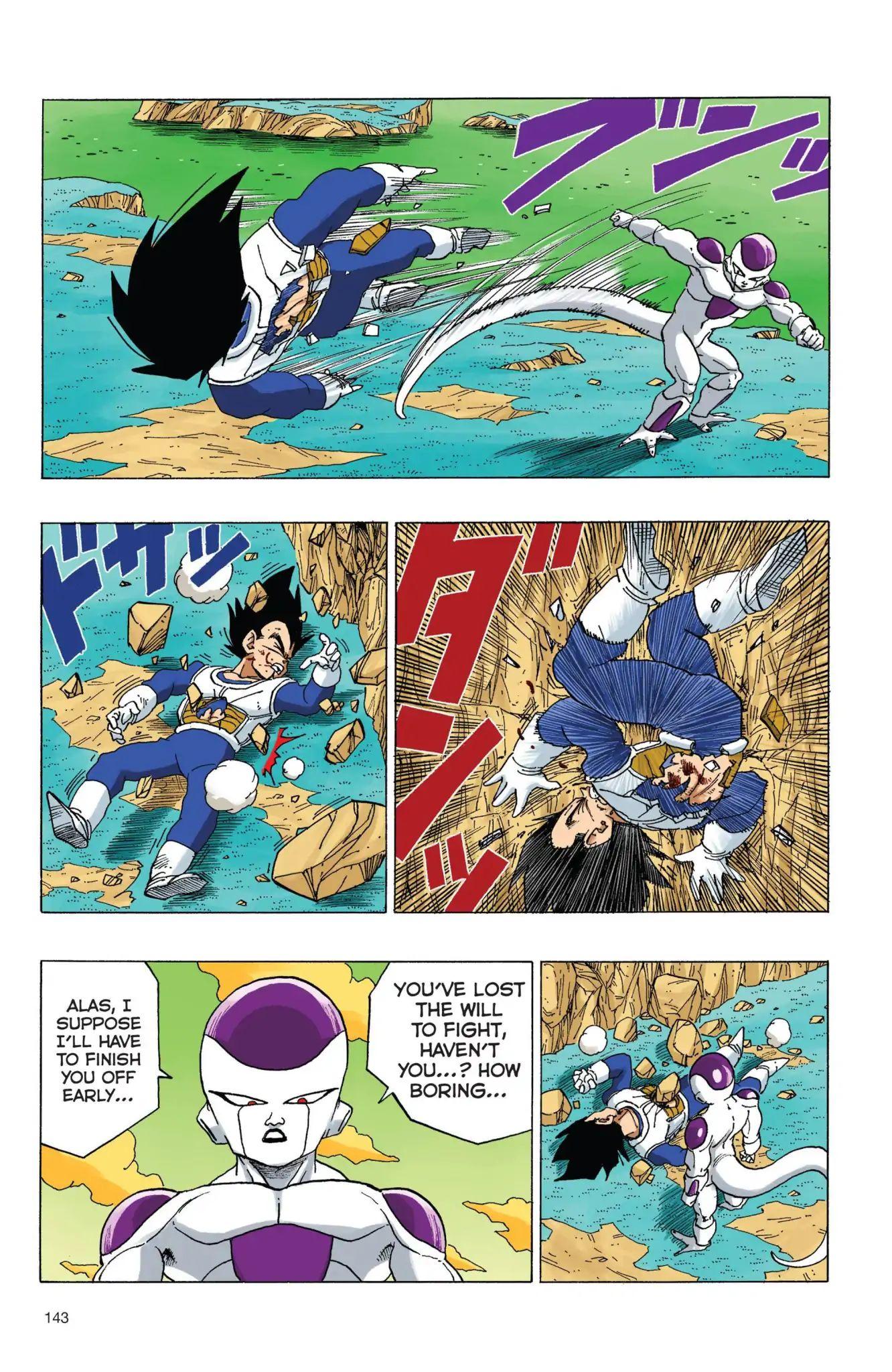 Dragon Ball Full Color Freeza Arc Chapter 62  Online Free Manga Read Image 2