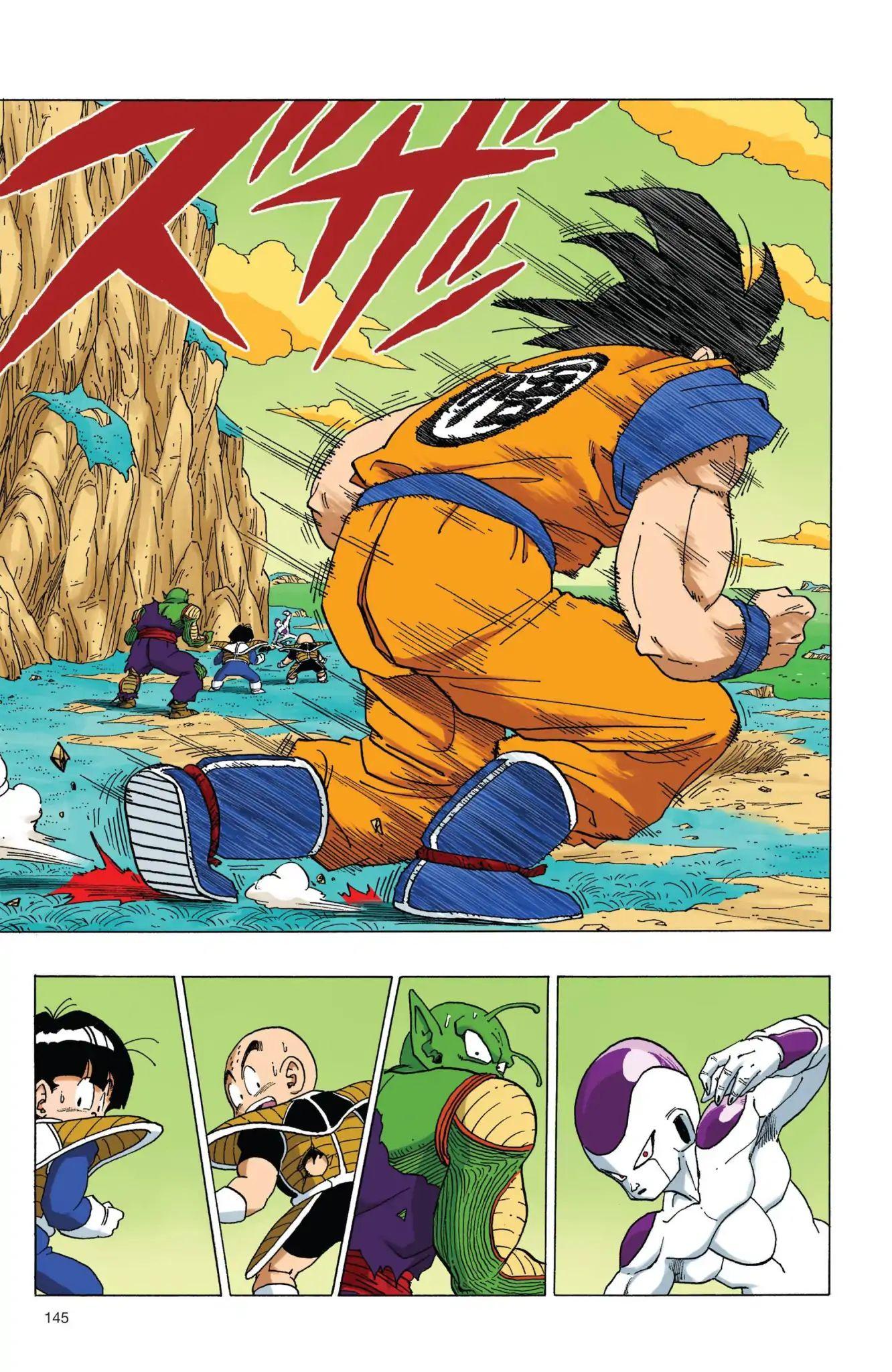 Dragon Ball Full Color Freeza Arc Chapter 62  Online Free Manga Read Image 4