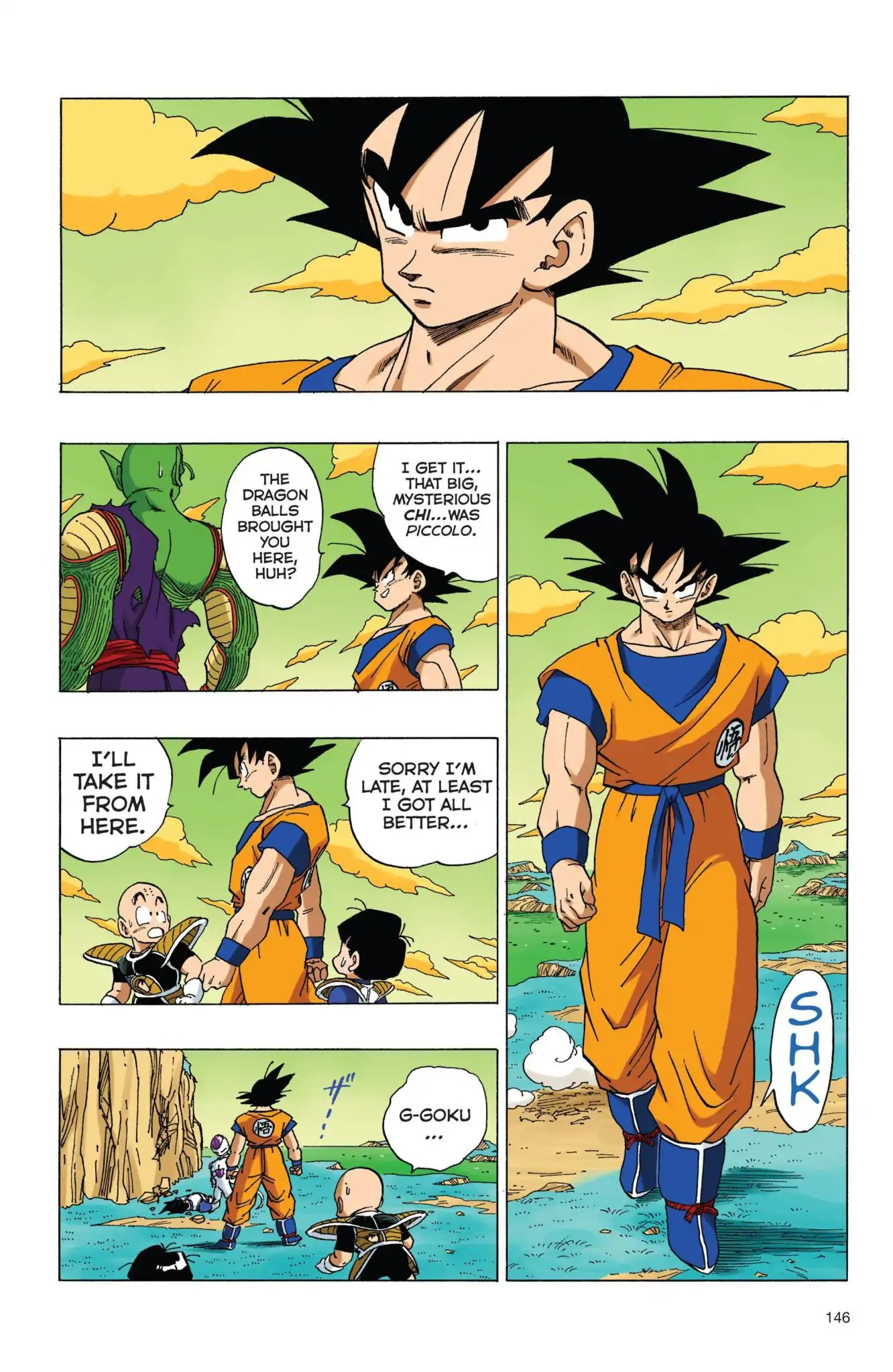 Dragon Ball Full Color Freeza Arc Chapter 62  Online Free Manga Read Image 5
